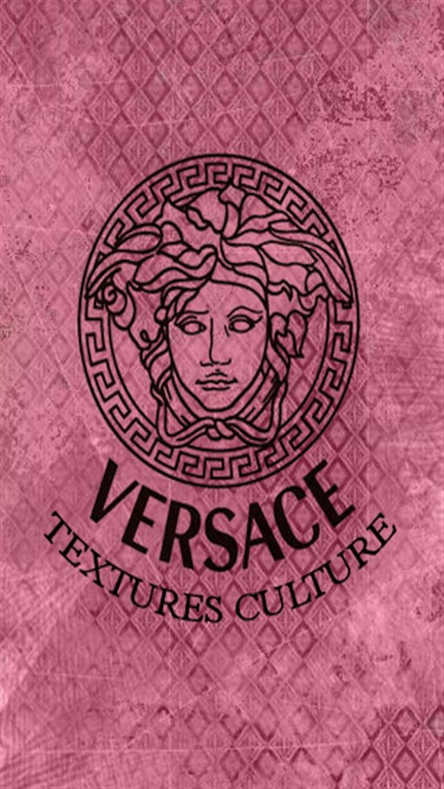 Versace LOGO iPhone Wallpapers iPhone 5s4s3G Wallpapers 640x1136