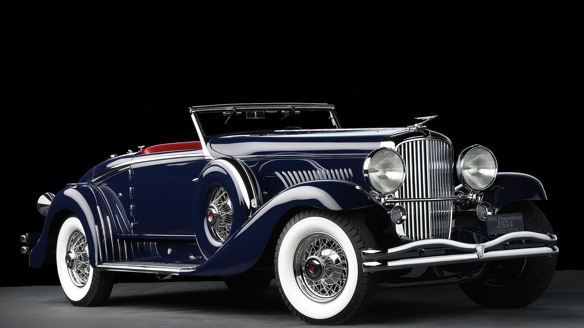 Hd Classic Car Wallpaper Wallpapersafari