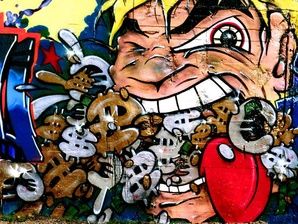 Gambar Grafiti Untuk Wallpaper Sobgrafiti