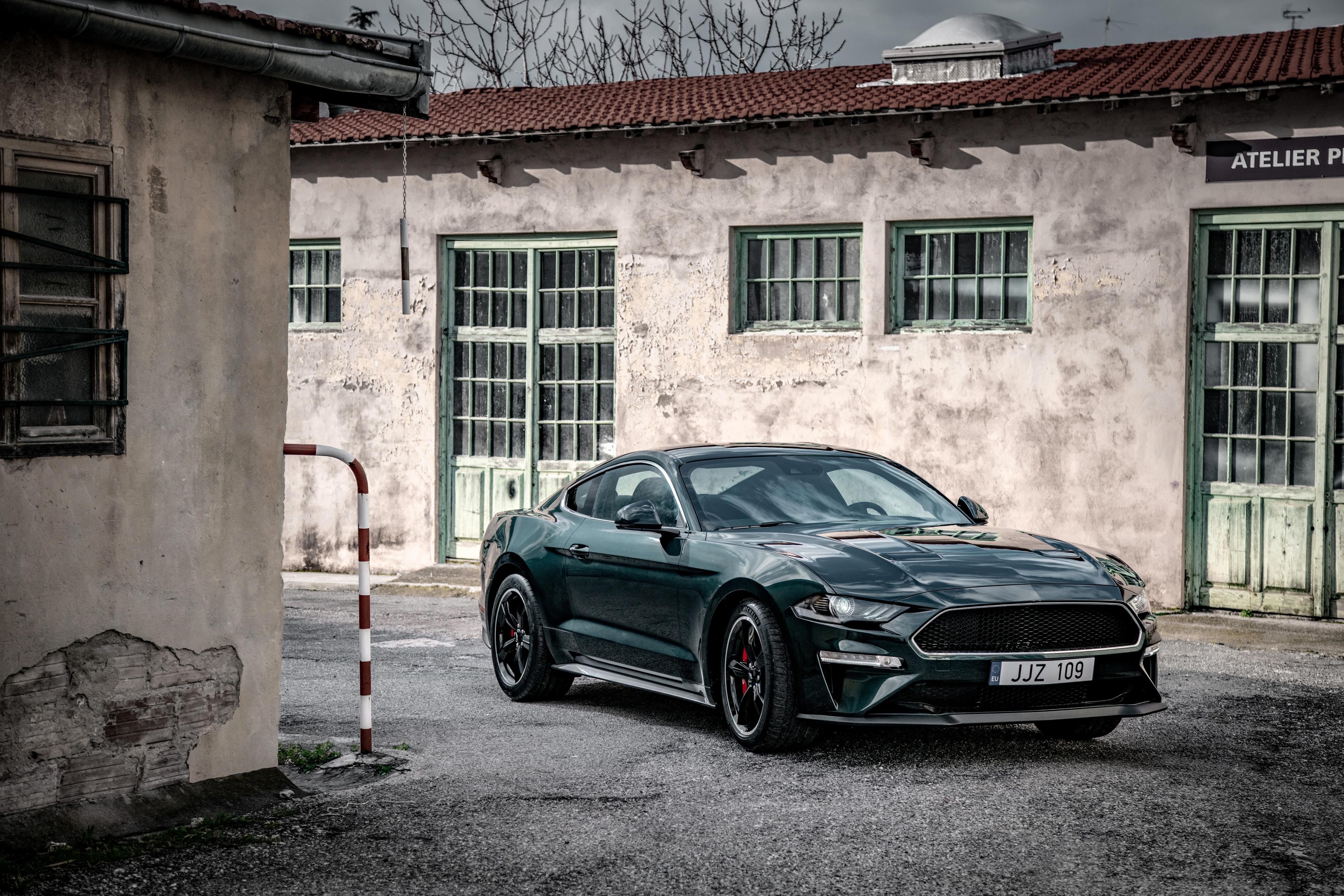 Ford Mustang Bullitt 4k Ultra HD Wallpaper Background Image 4096x2732