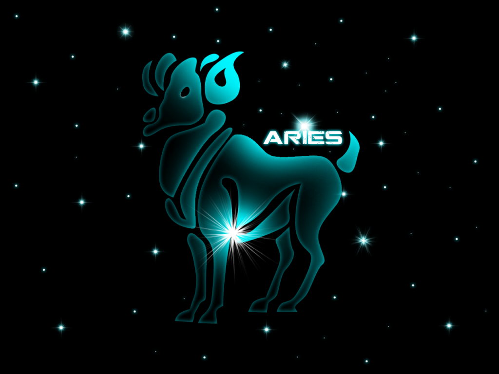 Aries Sign Wallpapers Zodiac Signs 1024x768