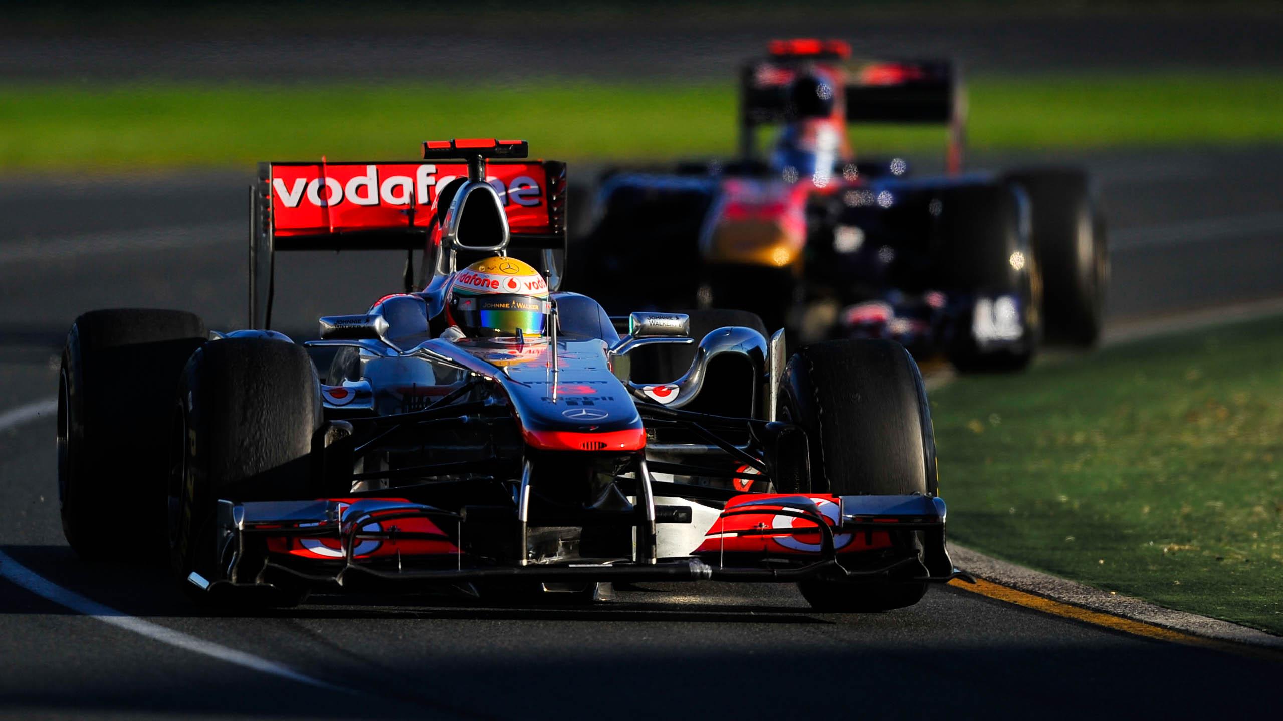 Formula 1 Wallpaper HD 2560x1440
