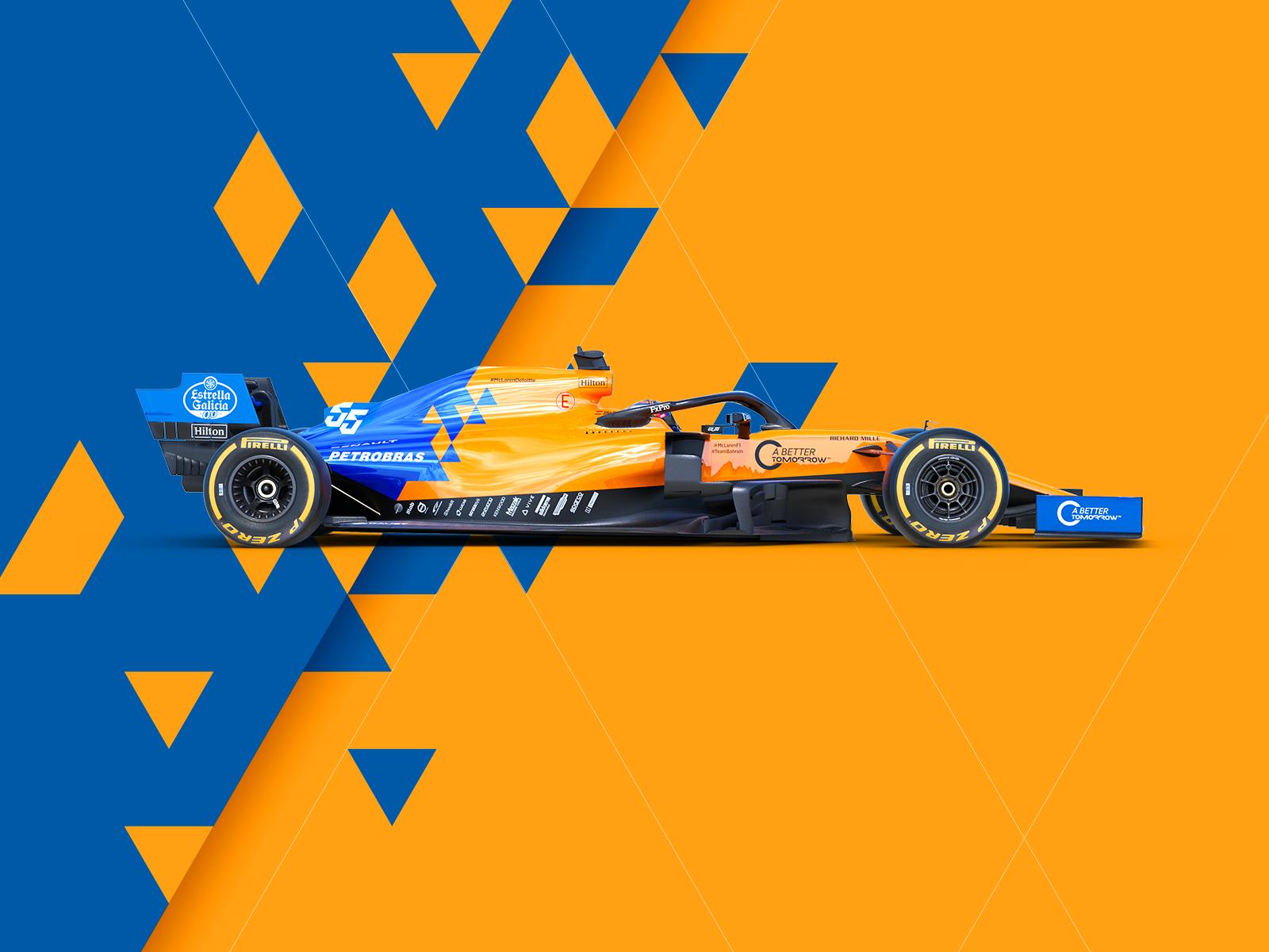 McLaren Racing Official Website 1600x1200