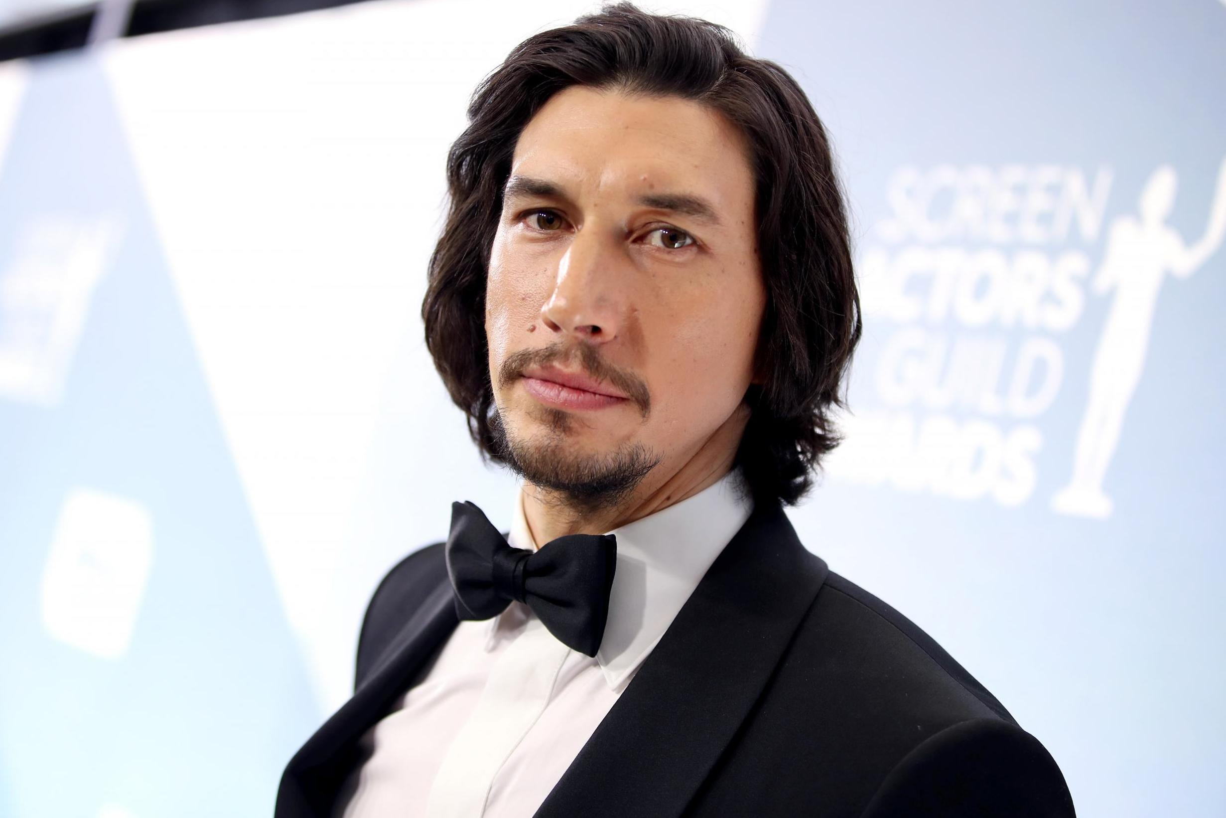 Oscars 2020 Academy voter reveals why she picked Adam Driver over 2461x1641