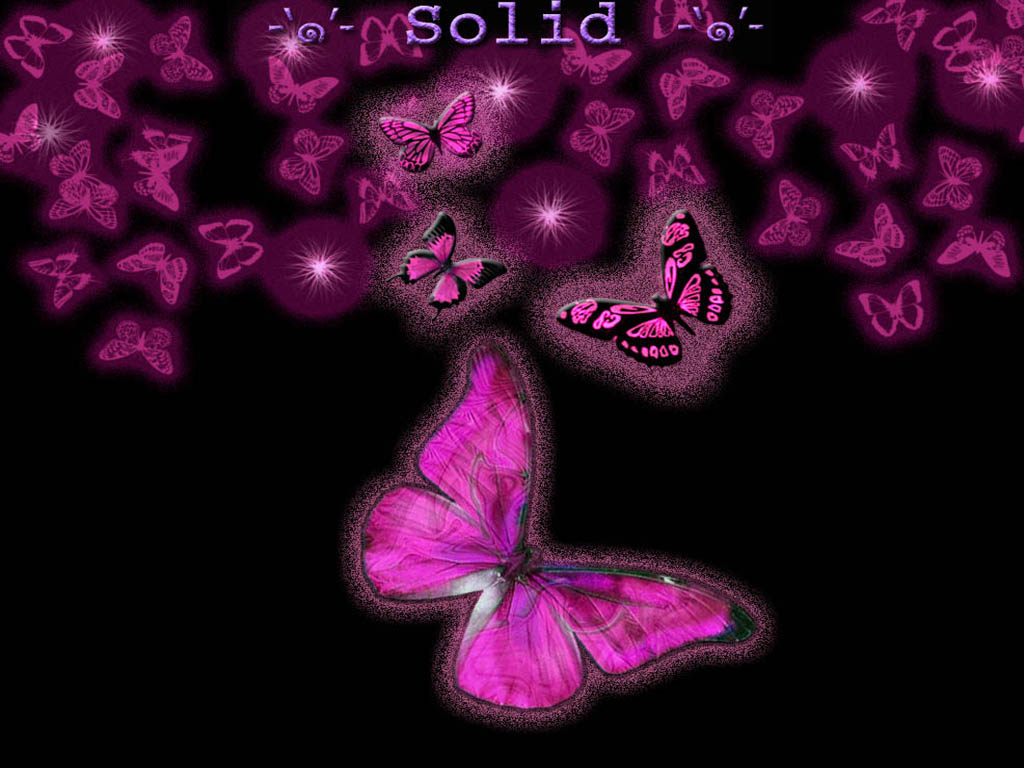 Neon Butterfly Desktop... Neon Butterfly Wallpaper
