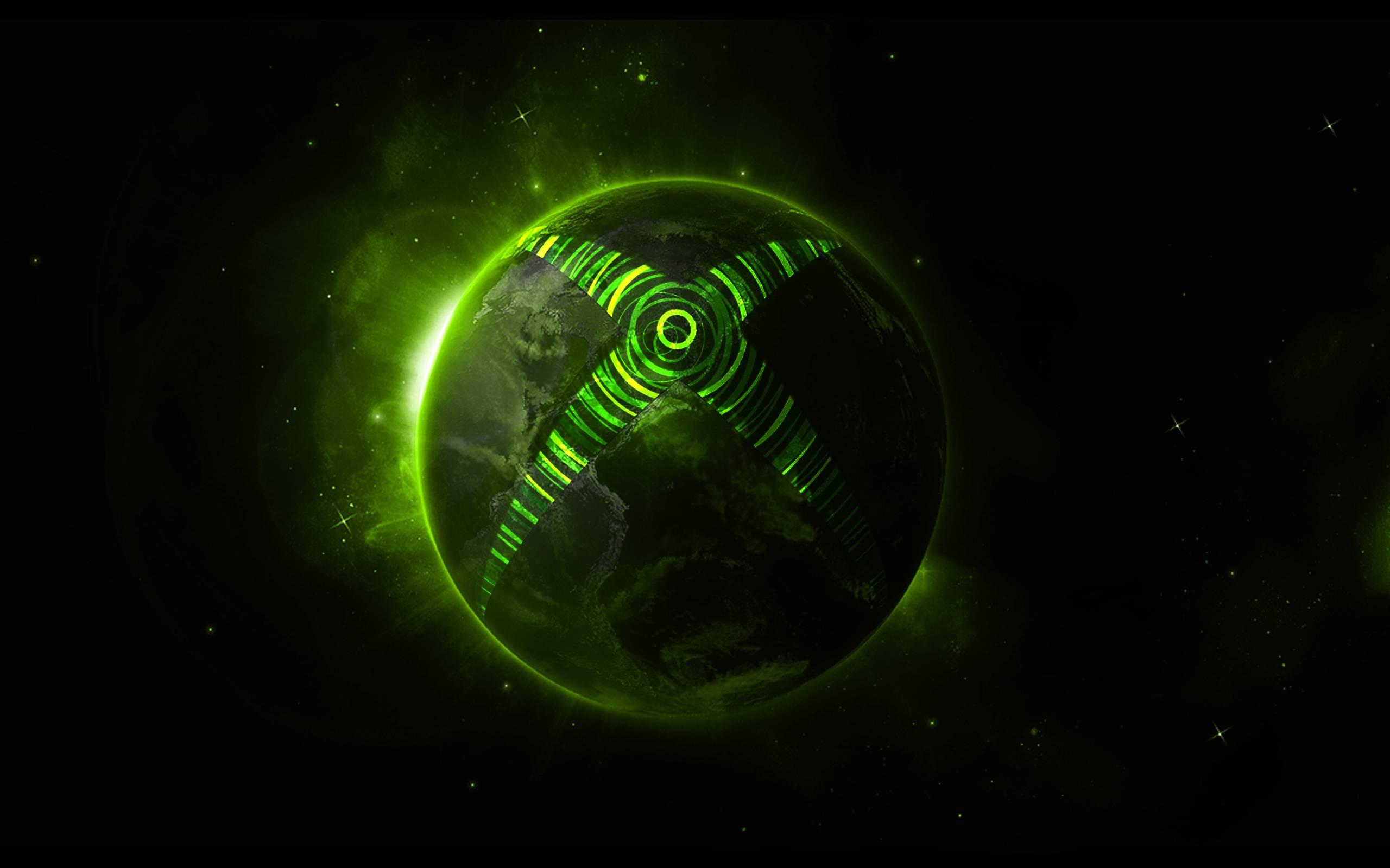 planet xbox 360   Xbox Live Wallpaper 2560x1600