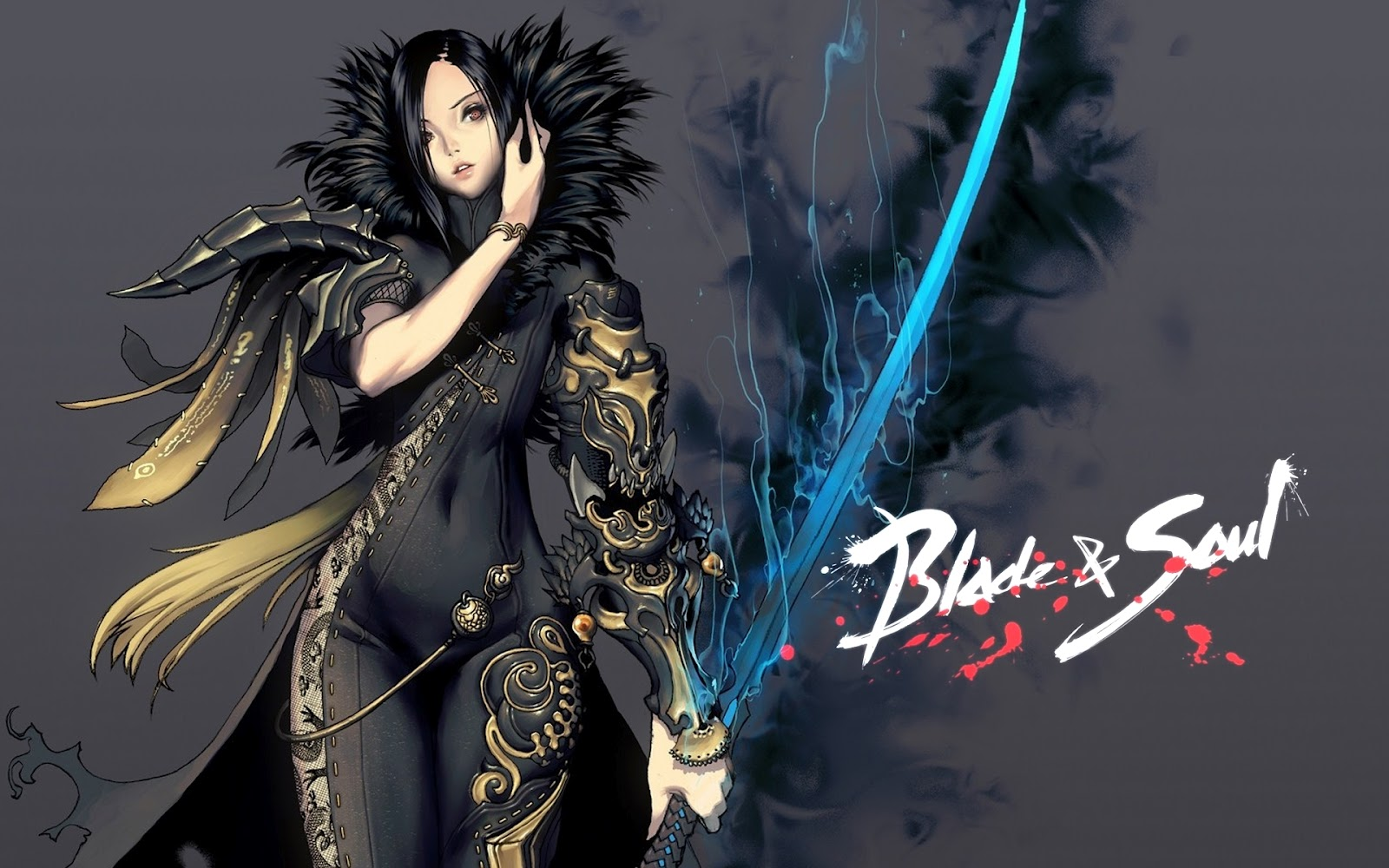 Just Walls Blade and Soul Wallpaper 1600x1000