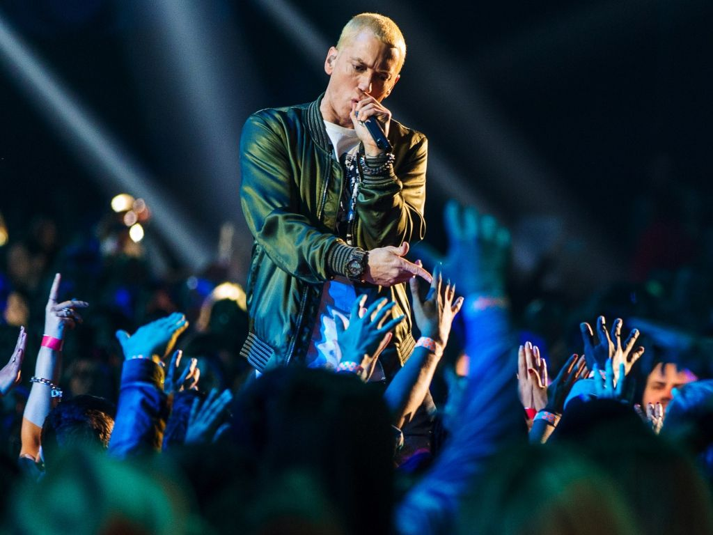 singer eminem wallpapers images photos pics Wallpapers Hot and 1024x768