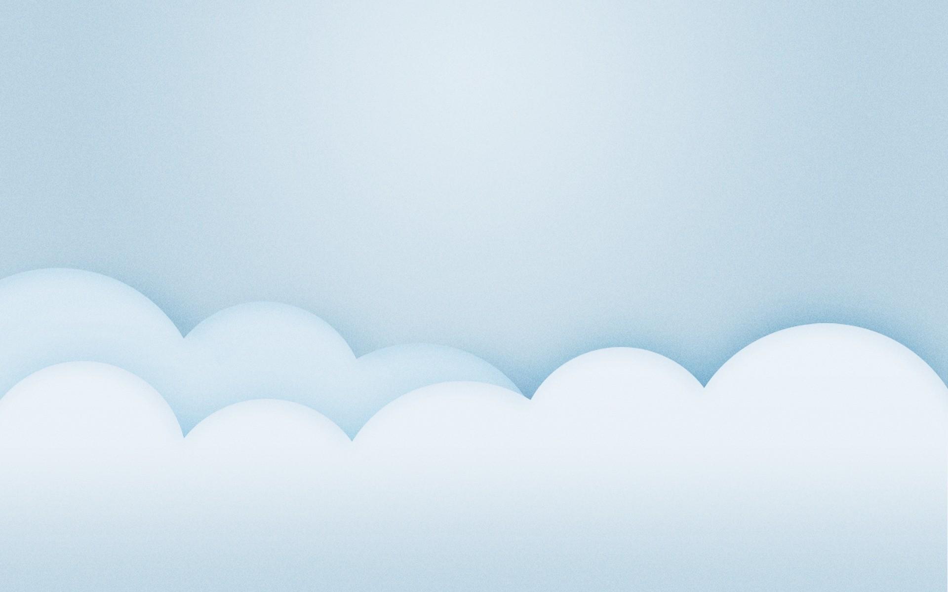 wallpapers light clouds minimalistic blue wallpaper 1920x1200 1920x1200