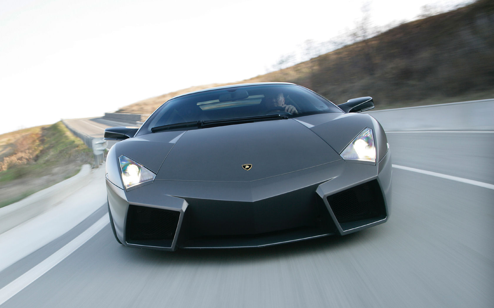 Lamborghini Reventon Wallpaper Widescreen Wallpapersafari
