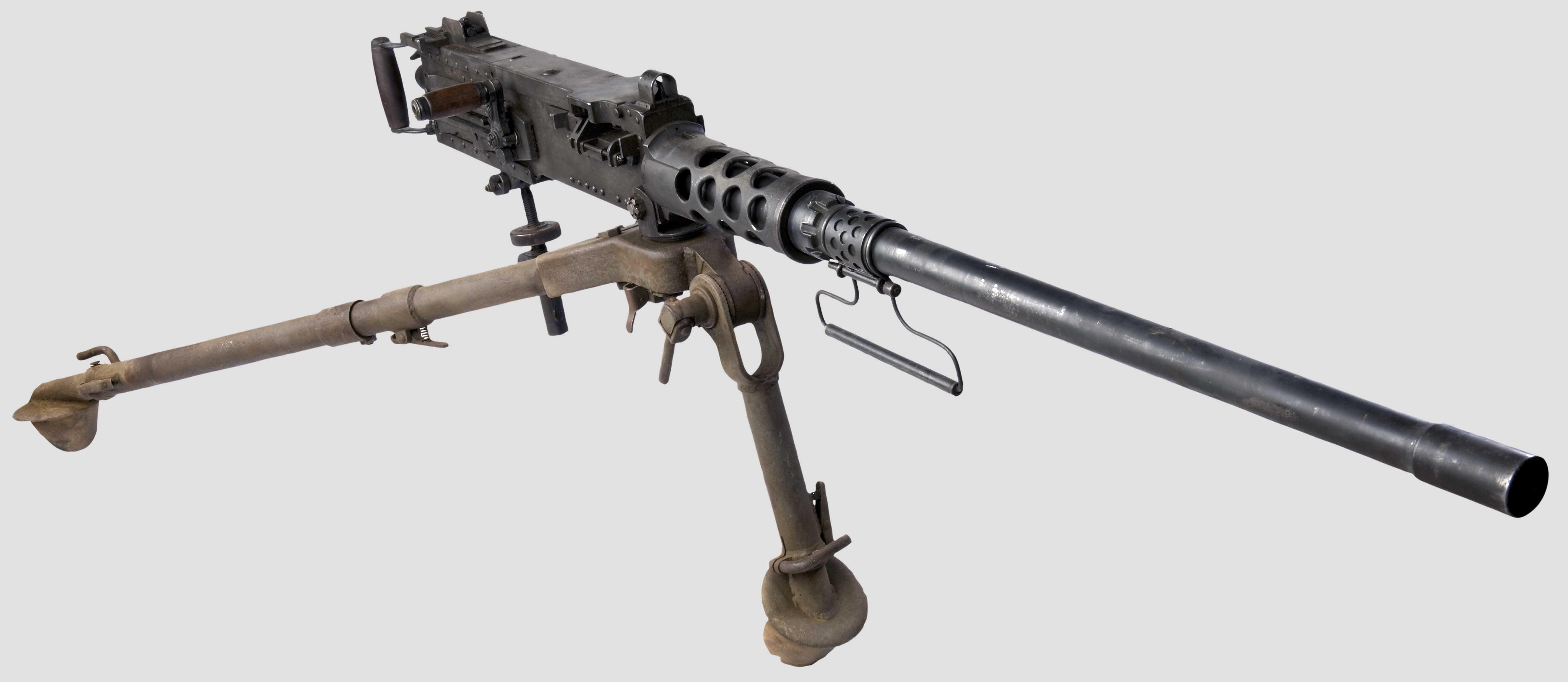 picture of a 50 caliber machine gun