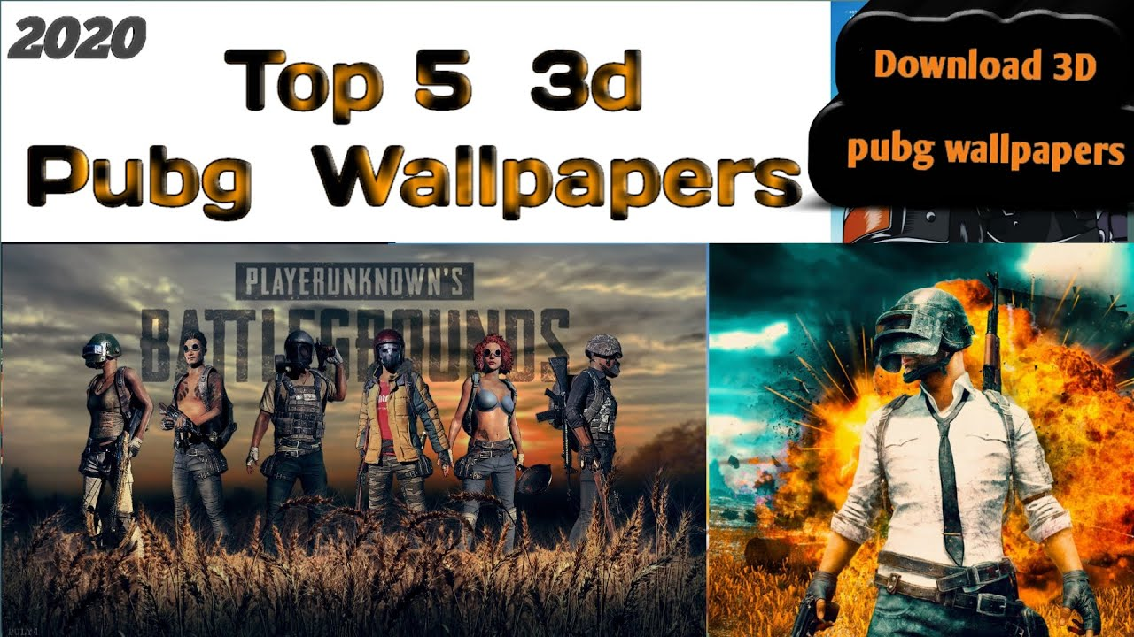 best 3d pubg wallpapers in 2020 download 3d pubg wallpapers 1280x720