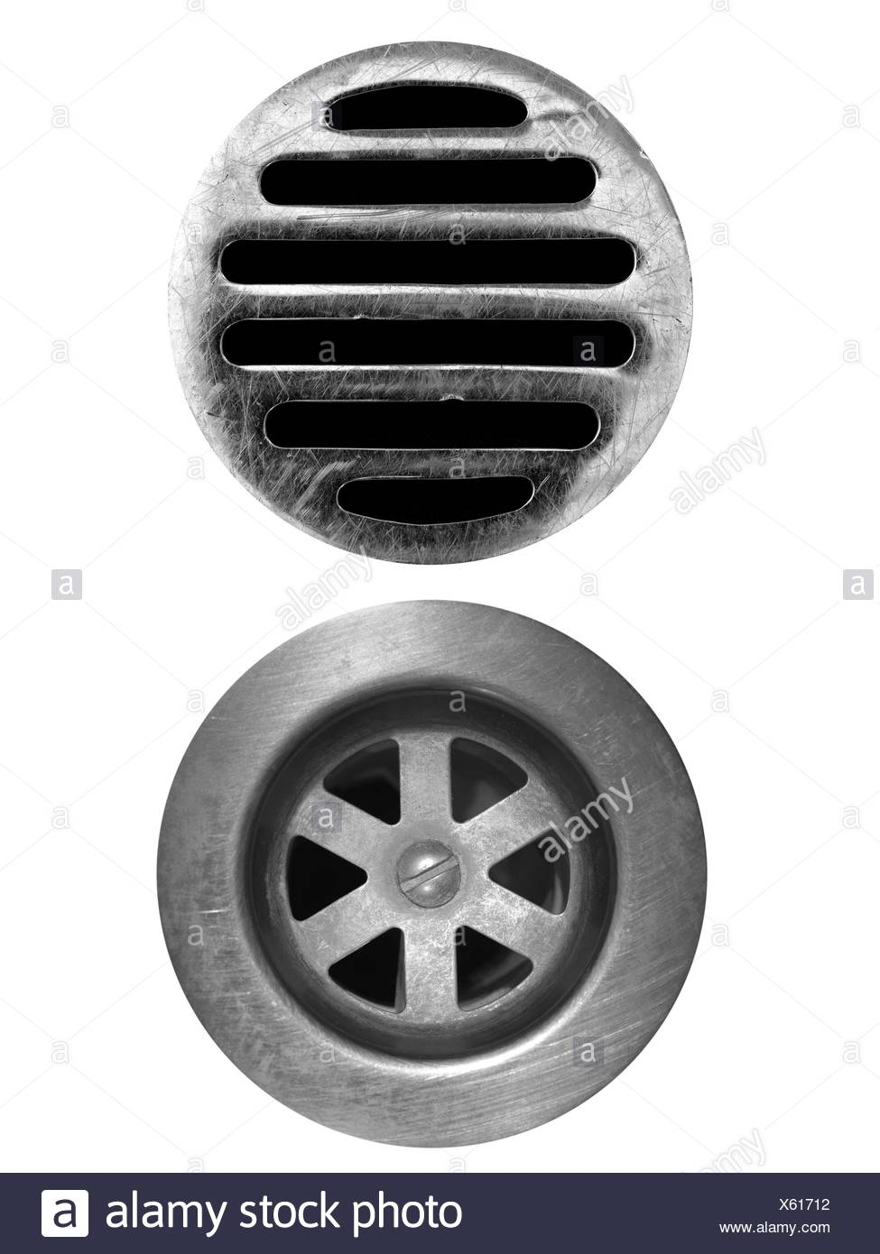 A drain hole isolate on a white background Stock Photo 279081294 975x1390