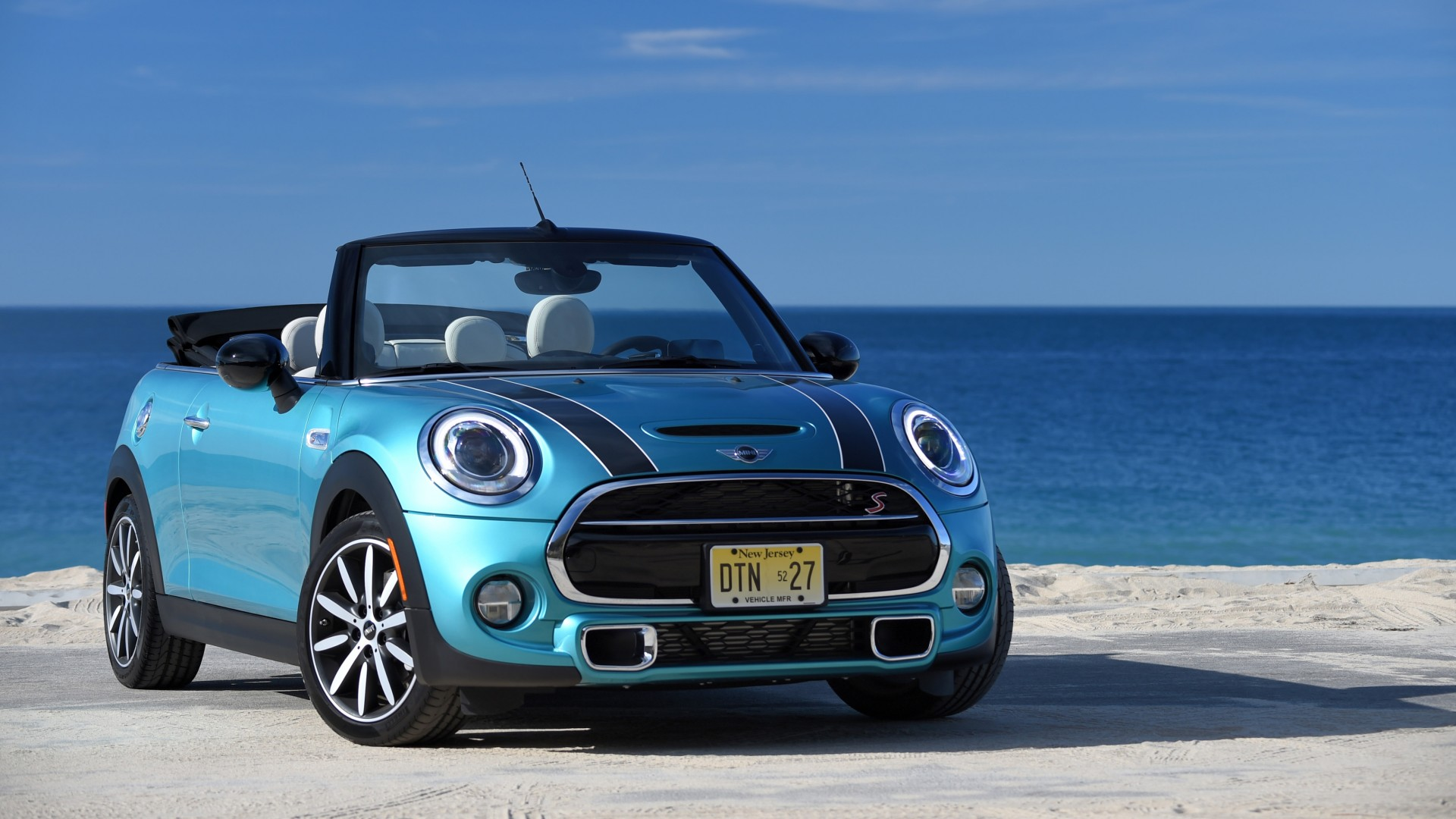 2016 Mini Cooper Convertible Wallpaper HD Car Wallpapers 1920x1080