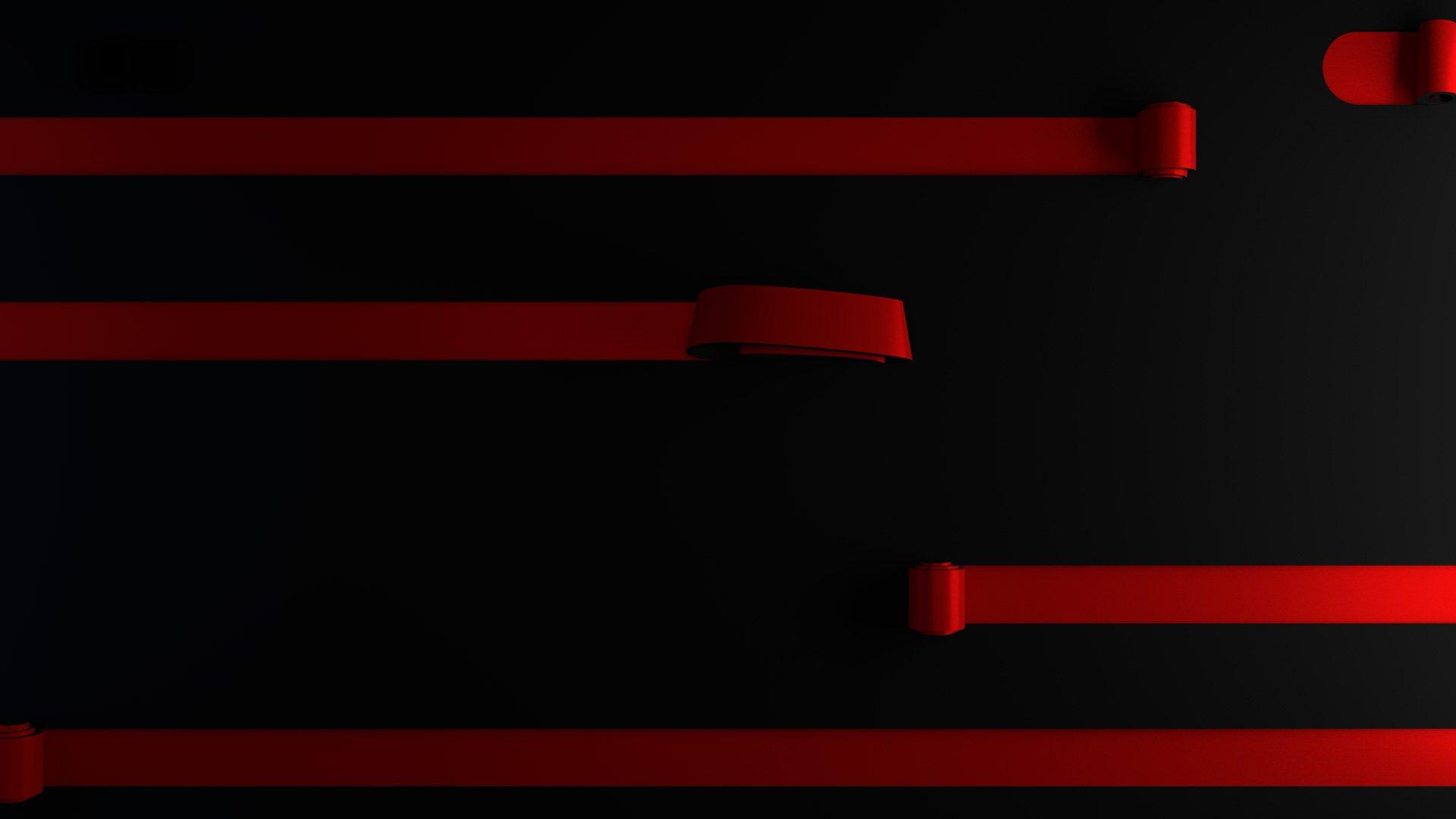 x1bg 3d rolls red black 2 Martin Crownover 1920x1080