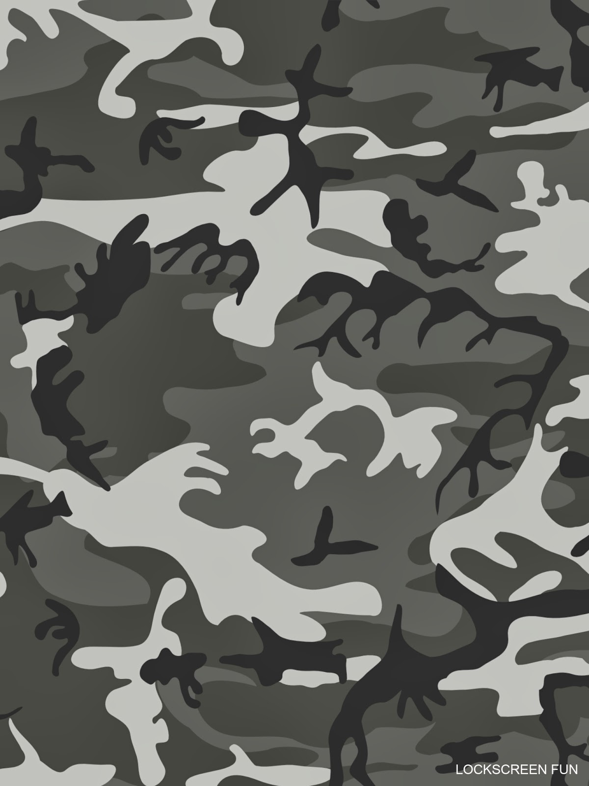 Camouflage wallpaper perfect for blending in click image to enlarge 1200x1600