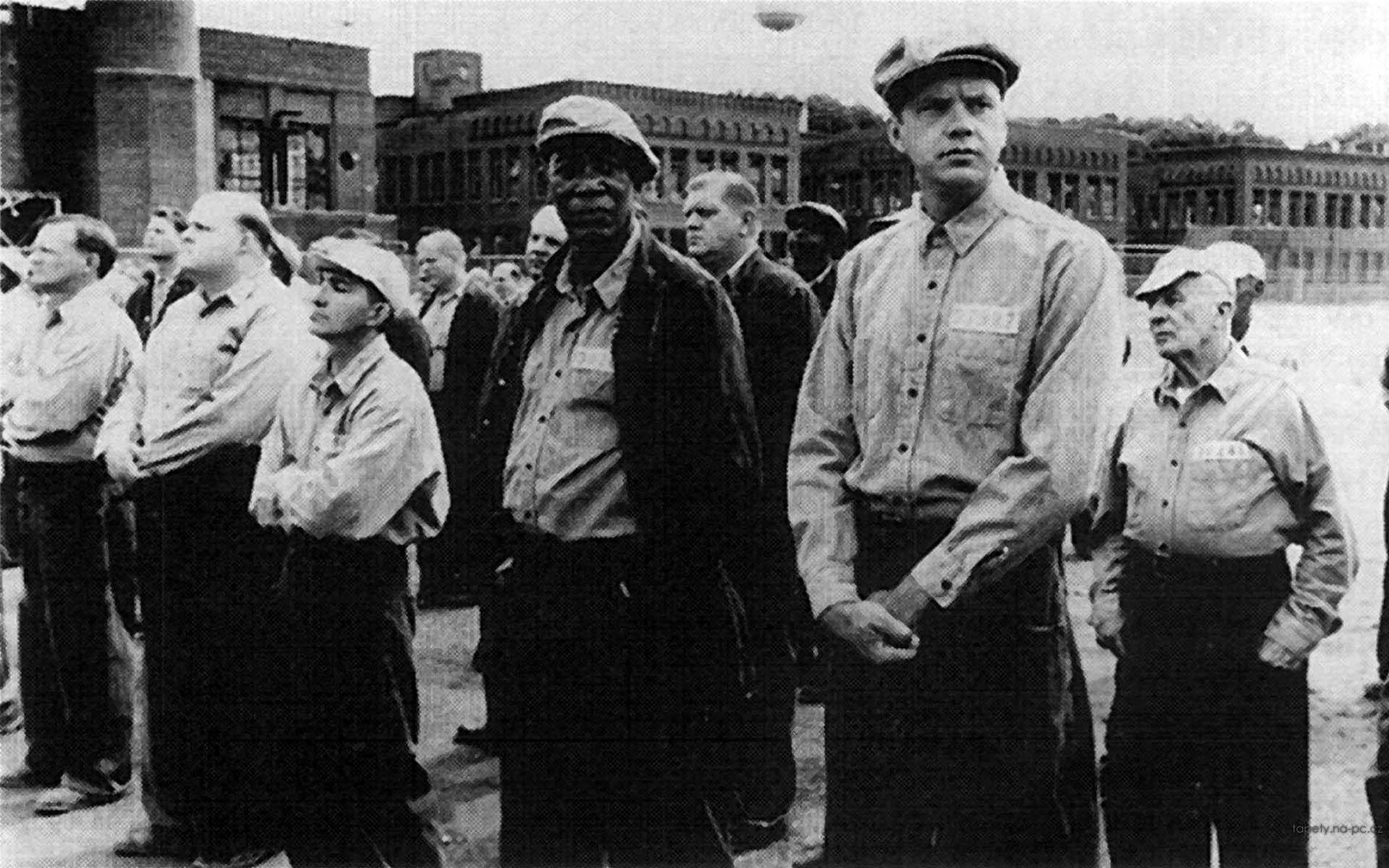 The Shawshank Redemption HD Wallpaper Background Image 1920x1200