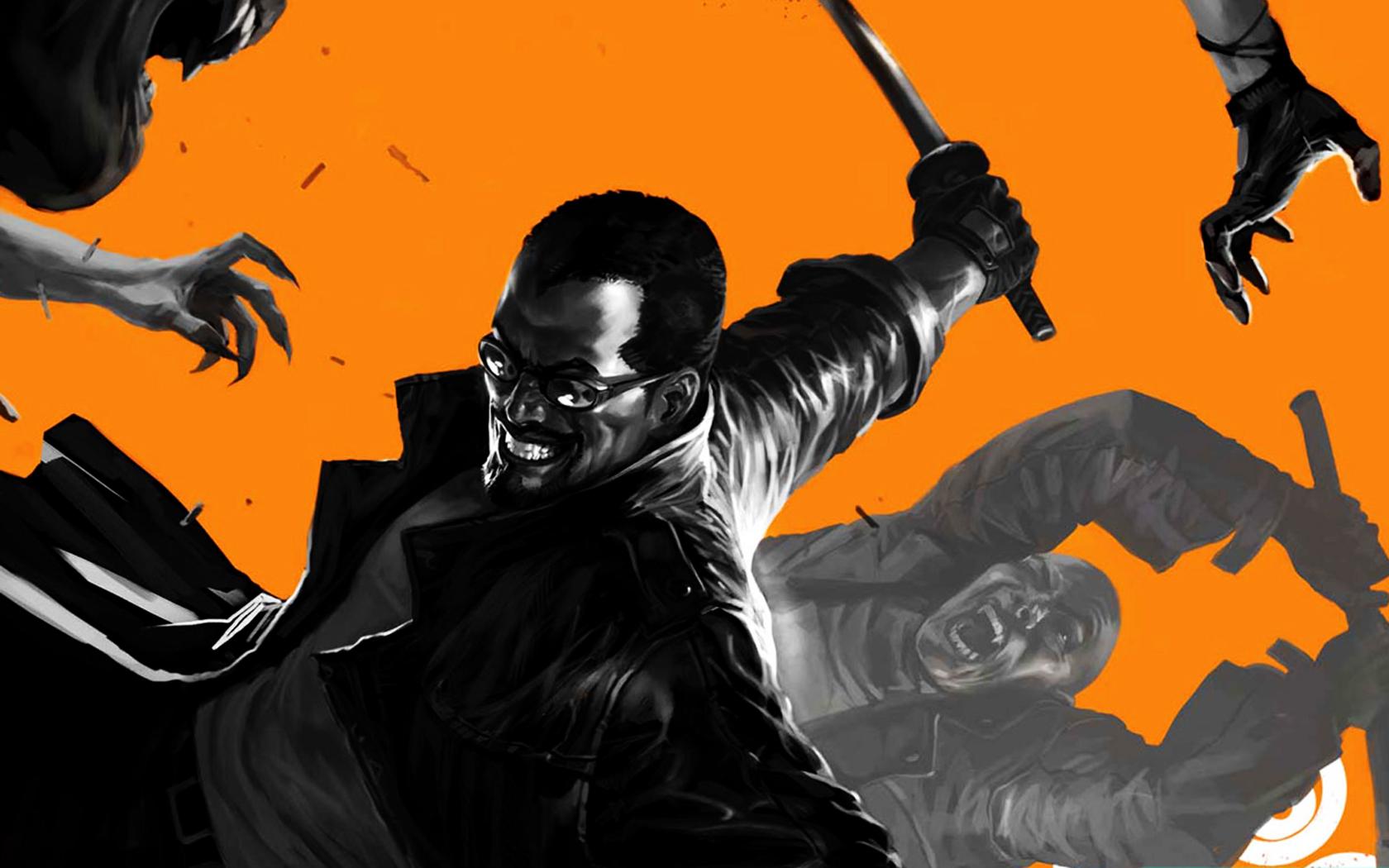 Blade Wallpaper by Spitfire666xXxXx 1680x1050