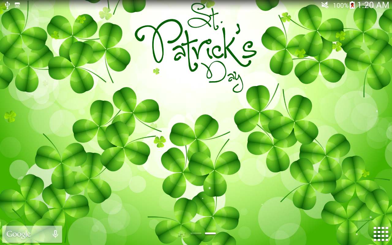 Free Download 3d St Patricks Day Wallpaper 30 Background Pictures