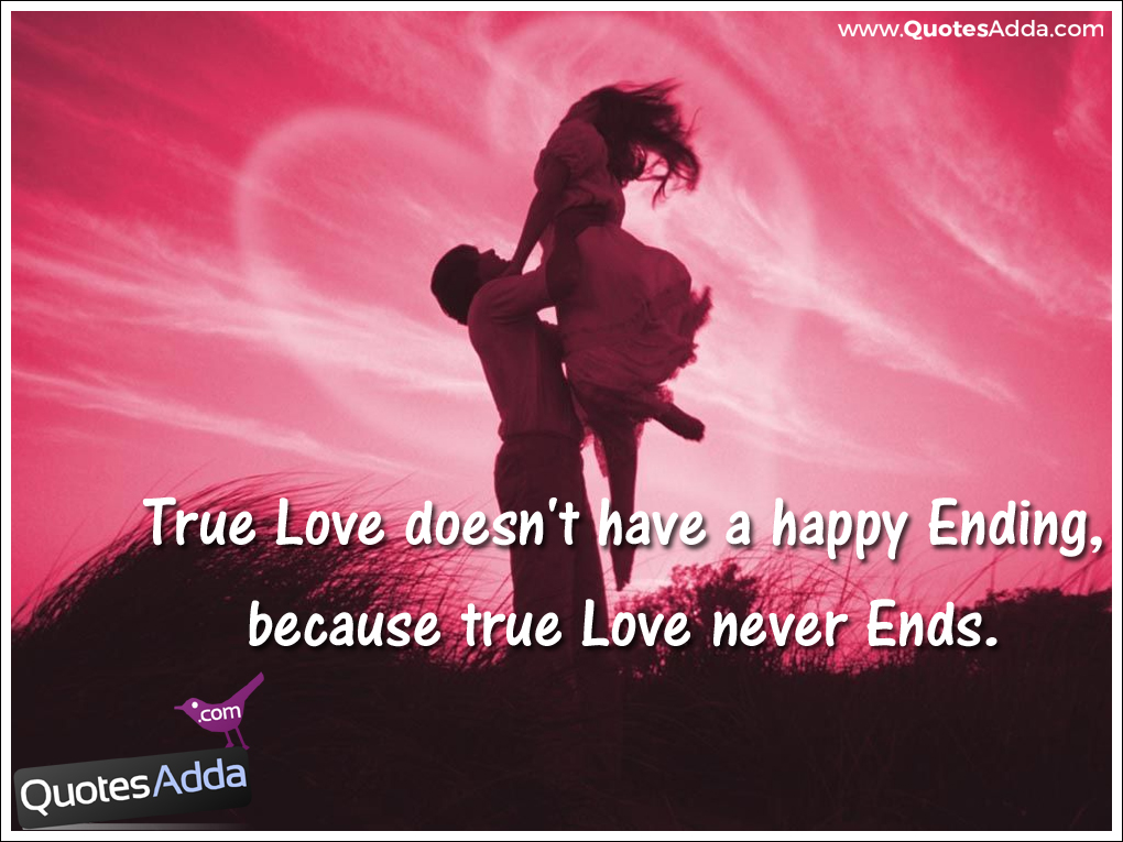 Wallpaper True Love Never Ends Wallpaper Images