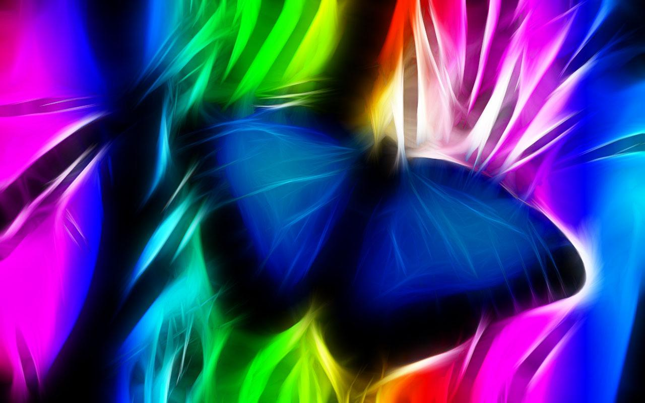Neon Butterfly Live Wallpaper   Android Apps on Google Play 1280x800