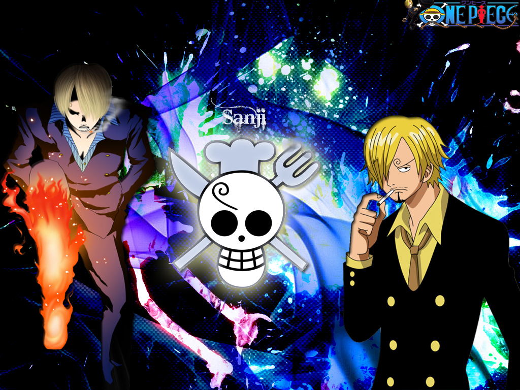 Wallpaper Pemandangan Wallpaper One Piece Hitam
