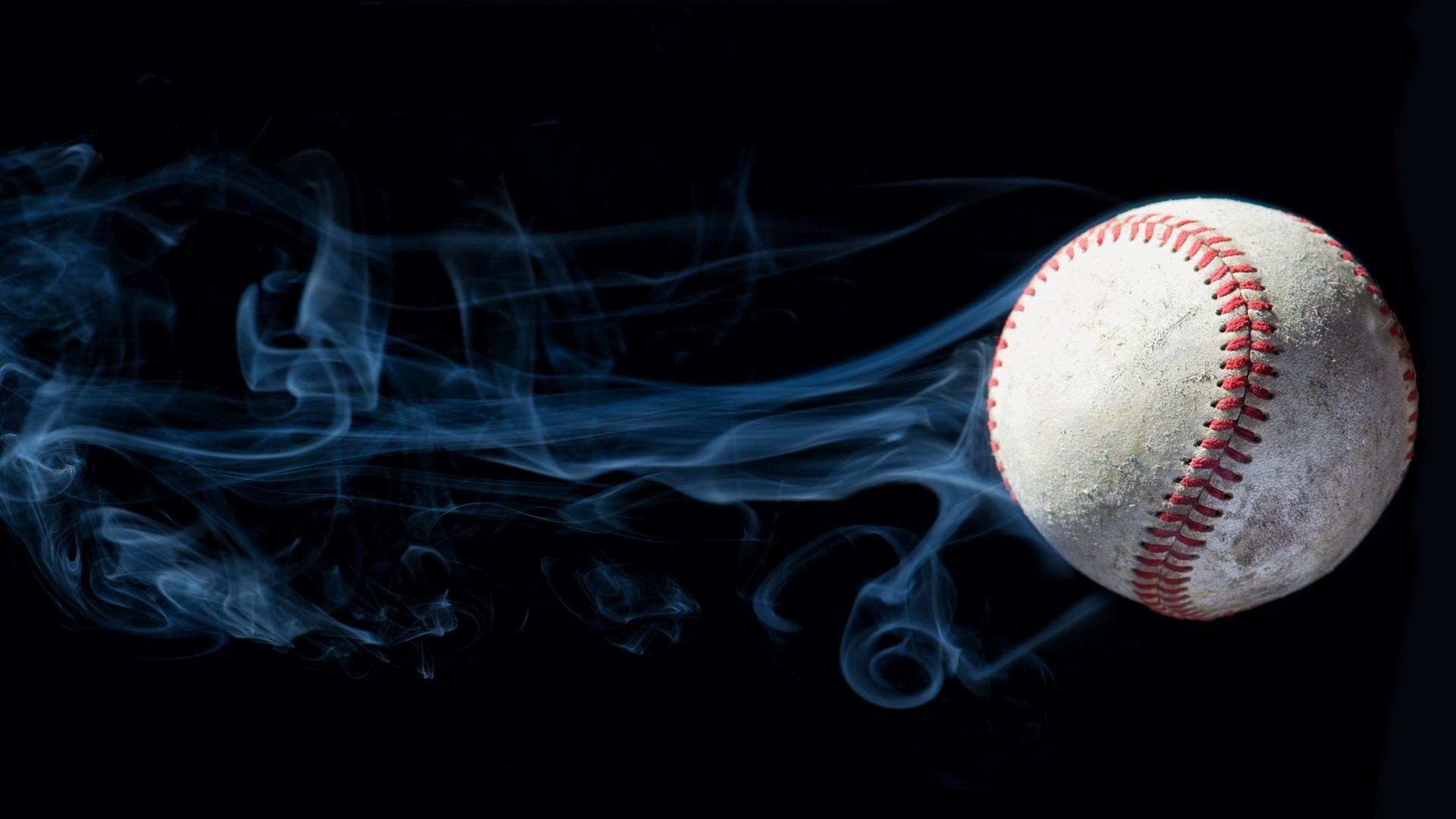 Tennis Ball Smoke 3D Wallpaper   HQ Wallpapers download 100 high 1920x1080