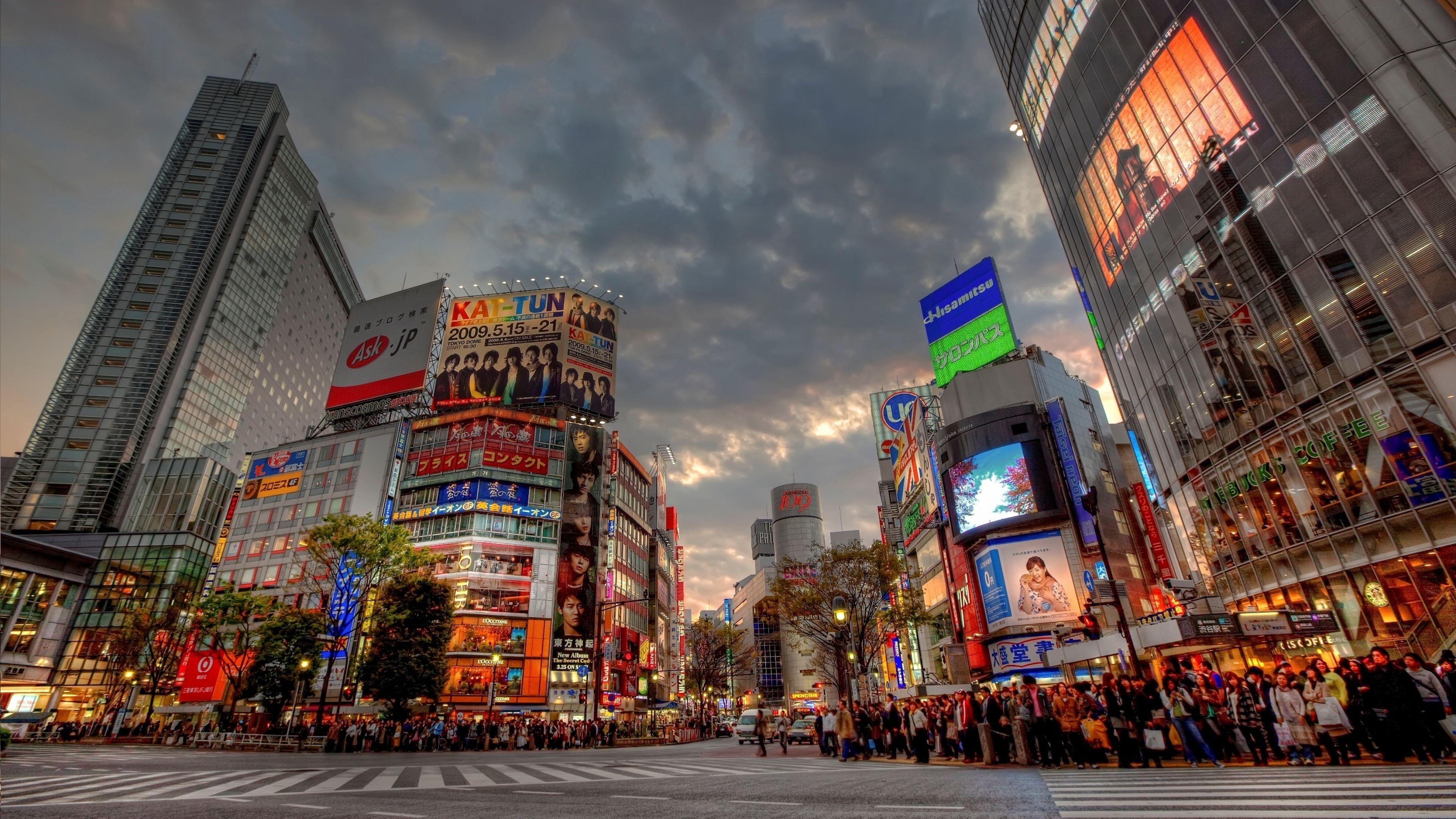 Harajuku Tokyo Wallpapers   Top Harajuku Tokyo Backgrounds 3840x2160