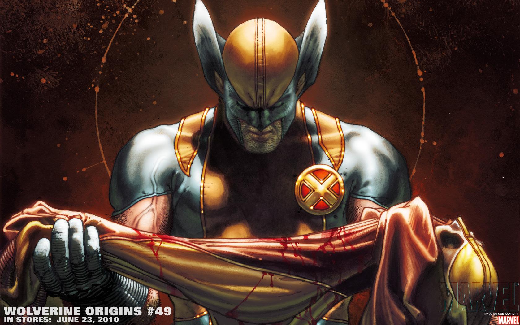 Download X Men Wolverine Wallpaper 1680x1050 Wallpoper 268386 1680x1050