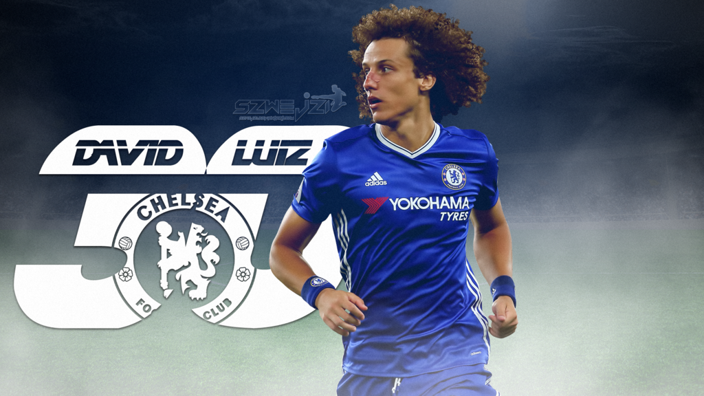 David Luiz Wallpapers 4K 1024x576 px WallpapersExpertcom 1024x576