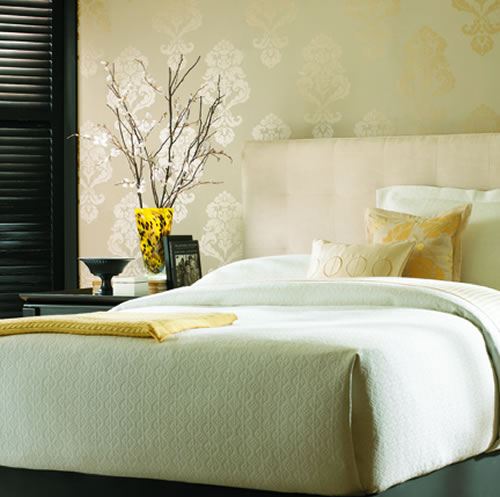 Modern Furniture candice olson bedroom wallpaper collection 2011 500x497
