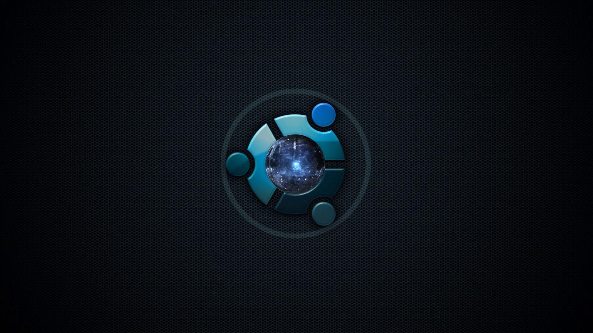 Pics Photos   Ubuntu Desktop Blue Wallpaper 1920x1080 1920x1080