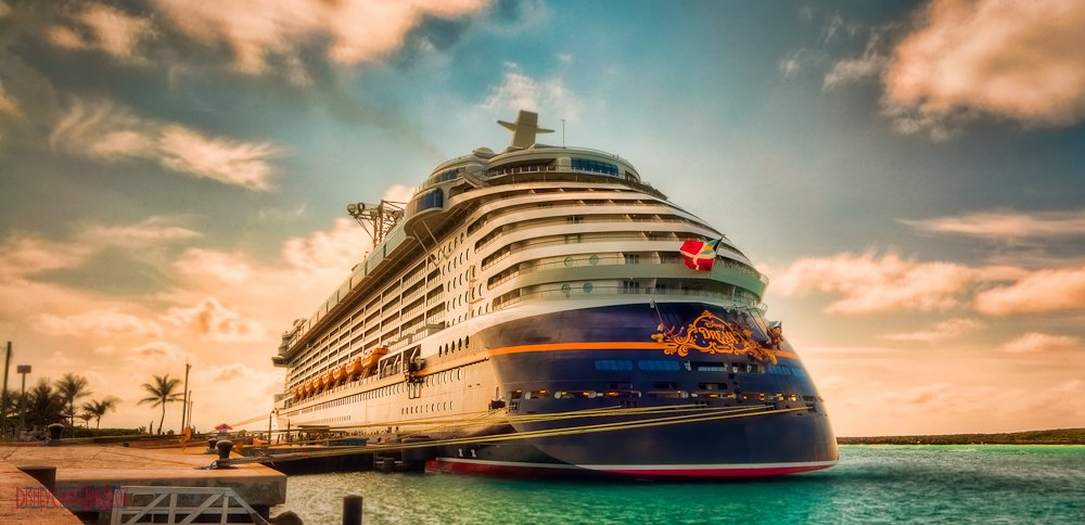 Disney Cruise Lines Disney Dream Sun Kissed Dream 1000x484