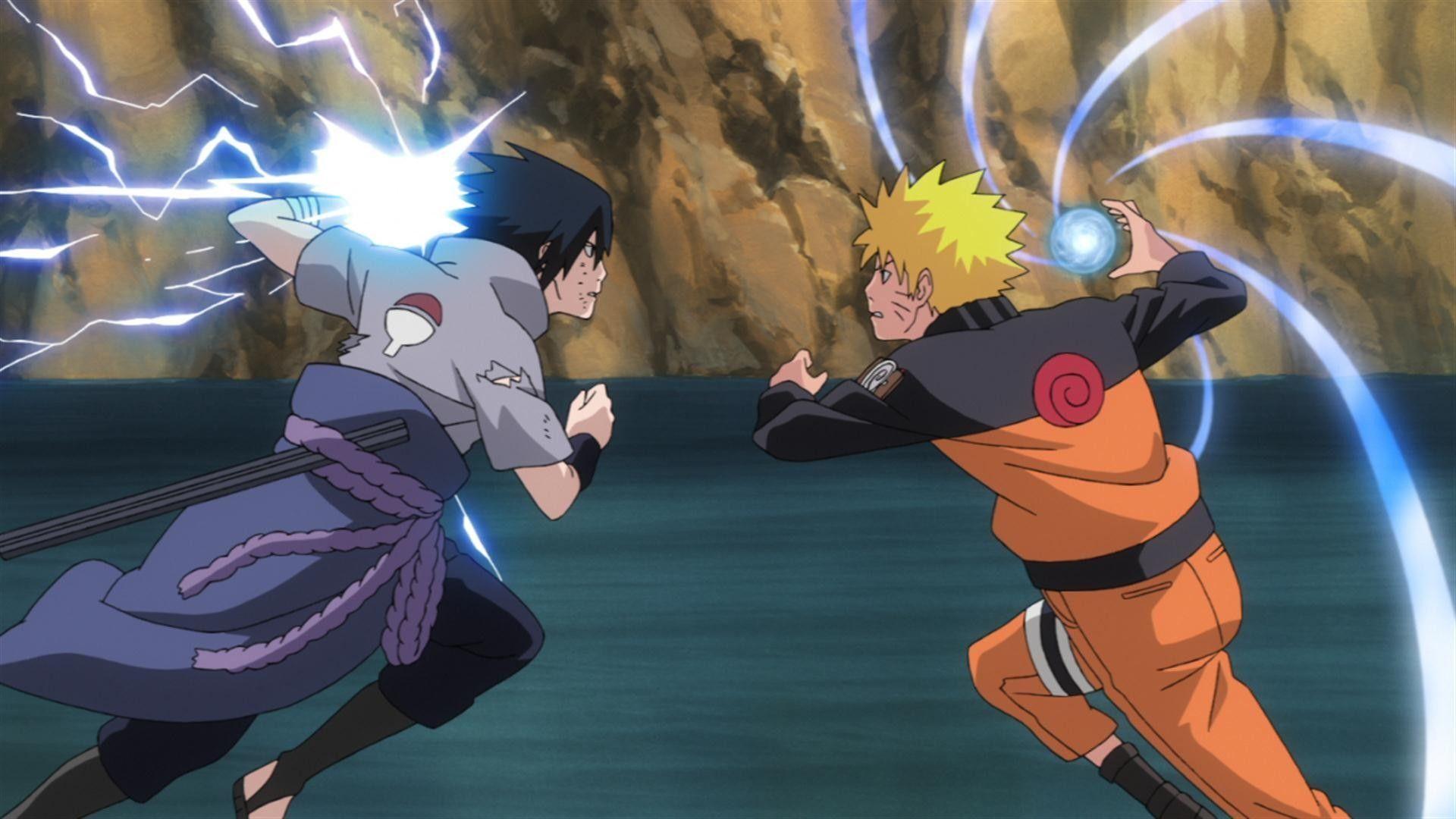 Anime Live Wallpaper Iphone Naruto Naruto and sasuke wallpaper 1920x1080