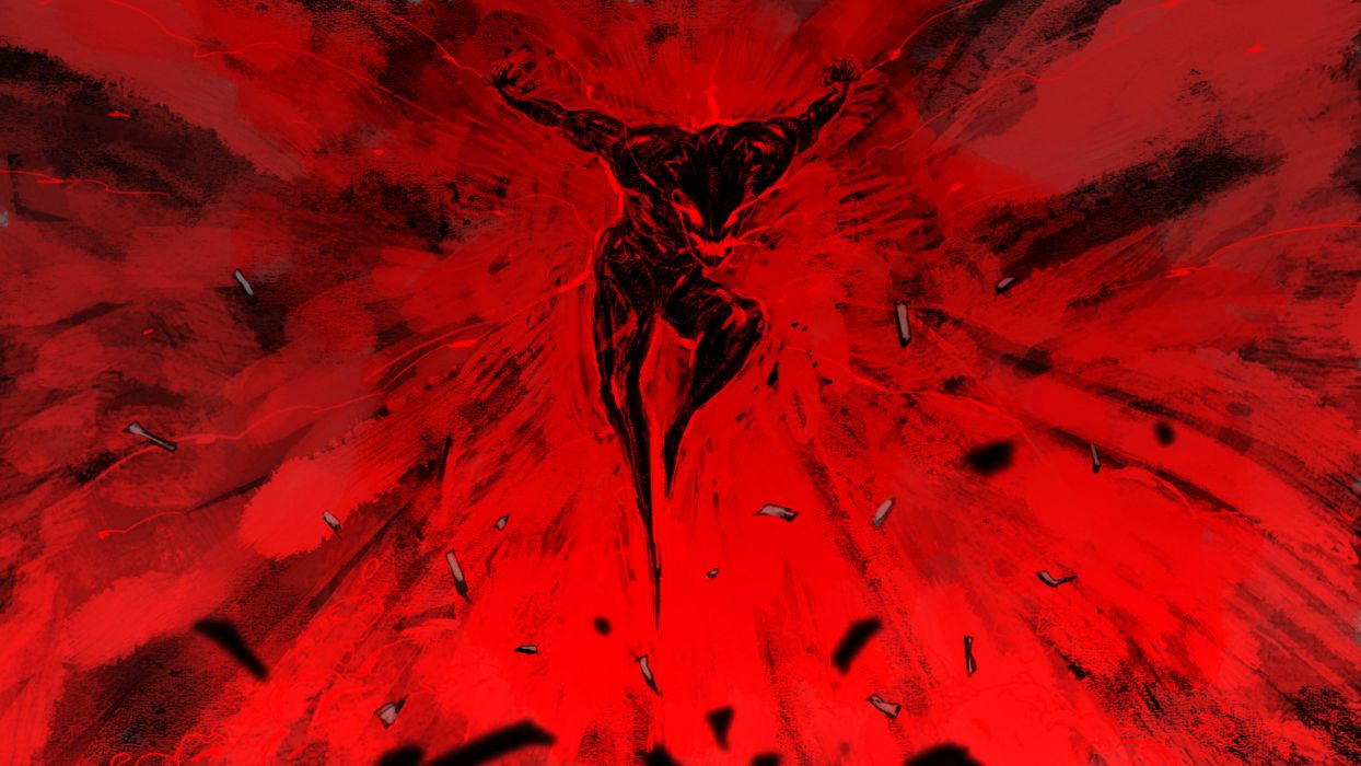 Asuras Wrath fantasy warrior dark demon f wallpaper 1920x1080 1244x700