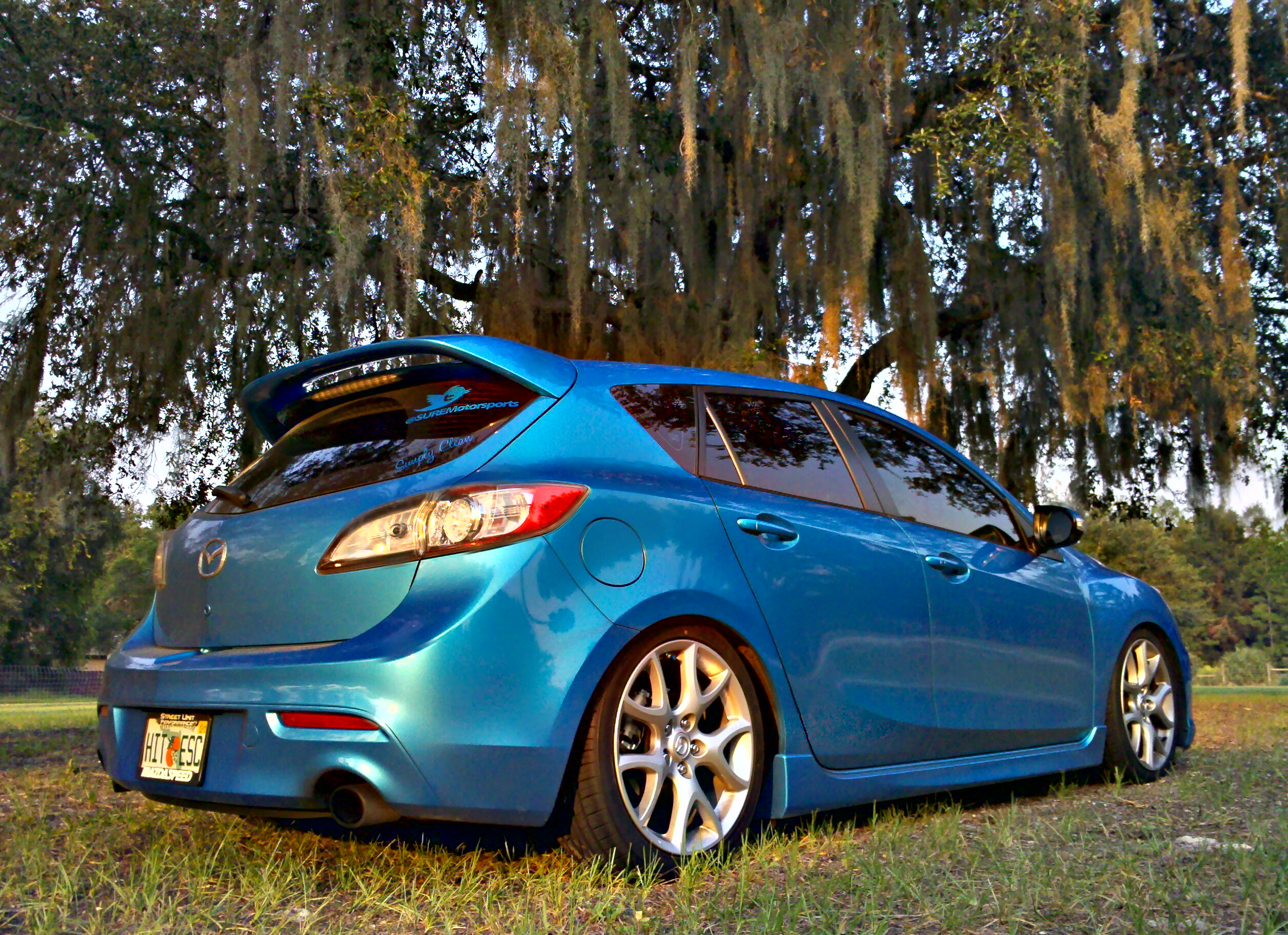 MazdaSpeed3 wallpaper   hdwallpaper20com 2512x1824