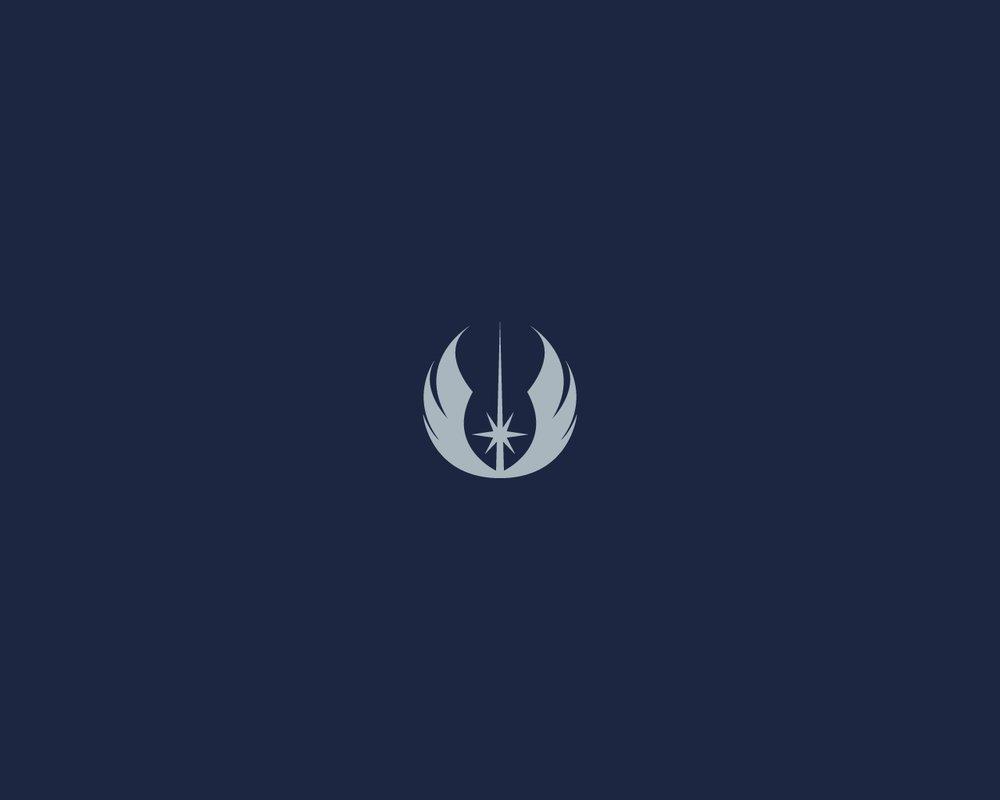 Jedi Logo Wallpaper Hd Wallpaper jedi emblem by 1000x800