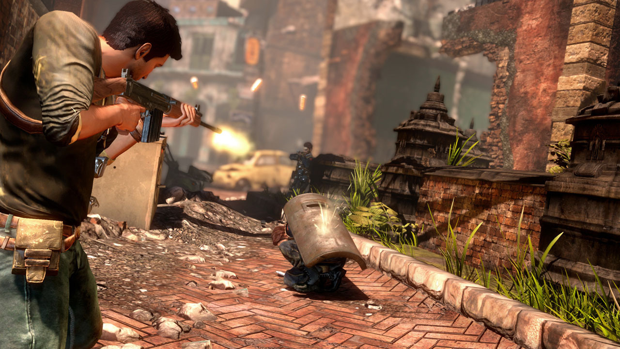 Uncharted 2 Among Thieves   Uncharted Wallpaper 3784776 1280x720