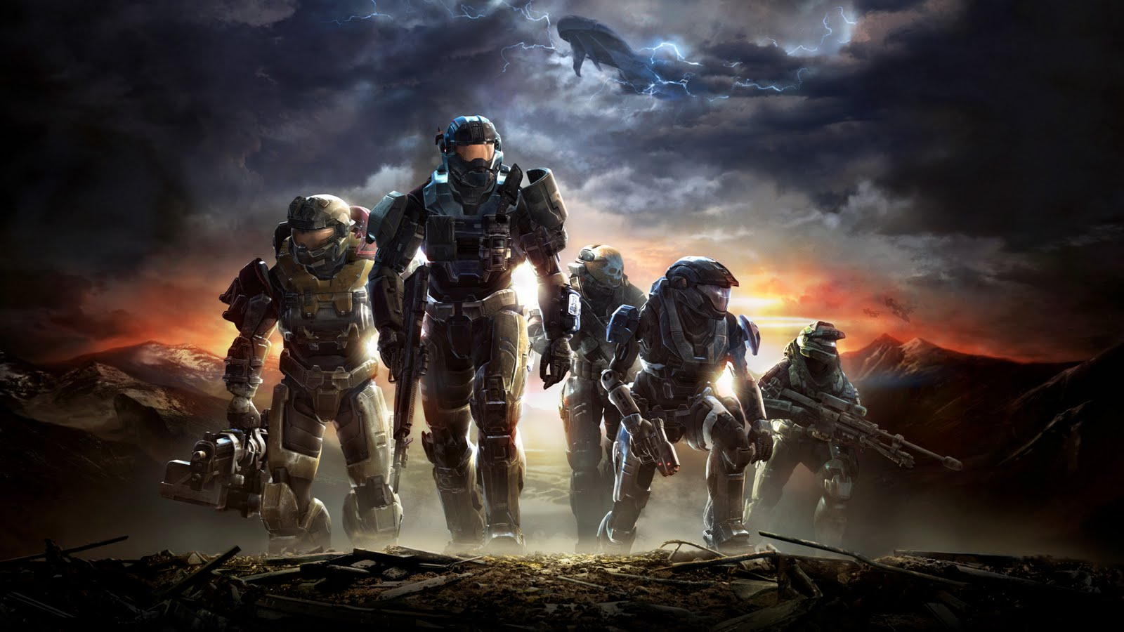 Halo 3 wallpaper 1080p Clickandseeworld is all about FunnyAmazing 1600x900
