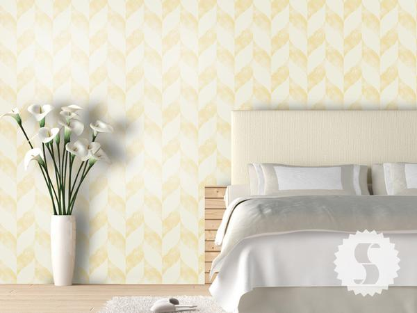 Removable Wallpaper   Apartment Renters Get Rid of Bare Walls RDNY 600x450