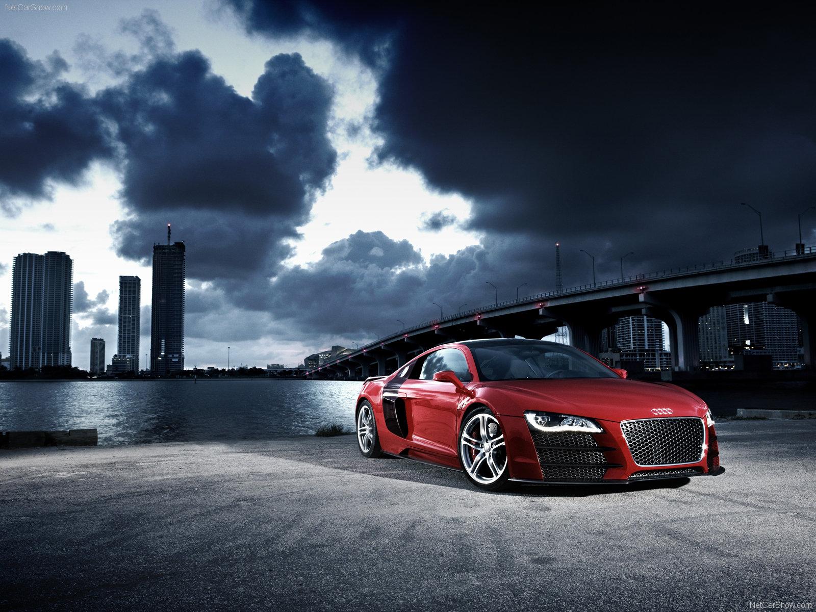 Audi R8 Desktop Wallpapers 1600x1200