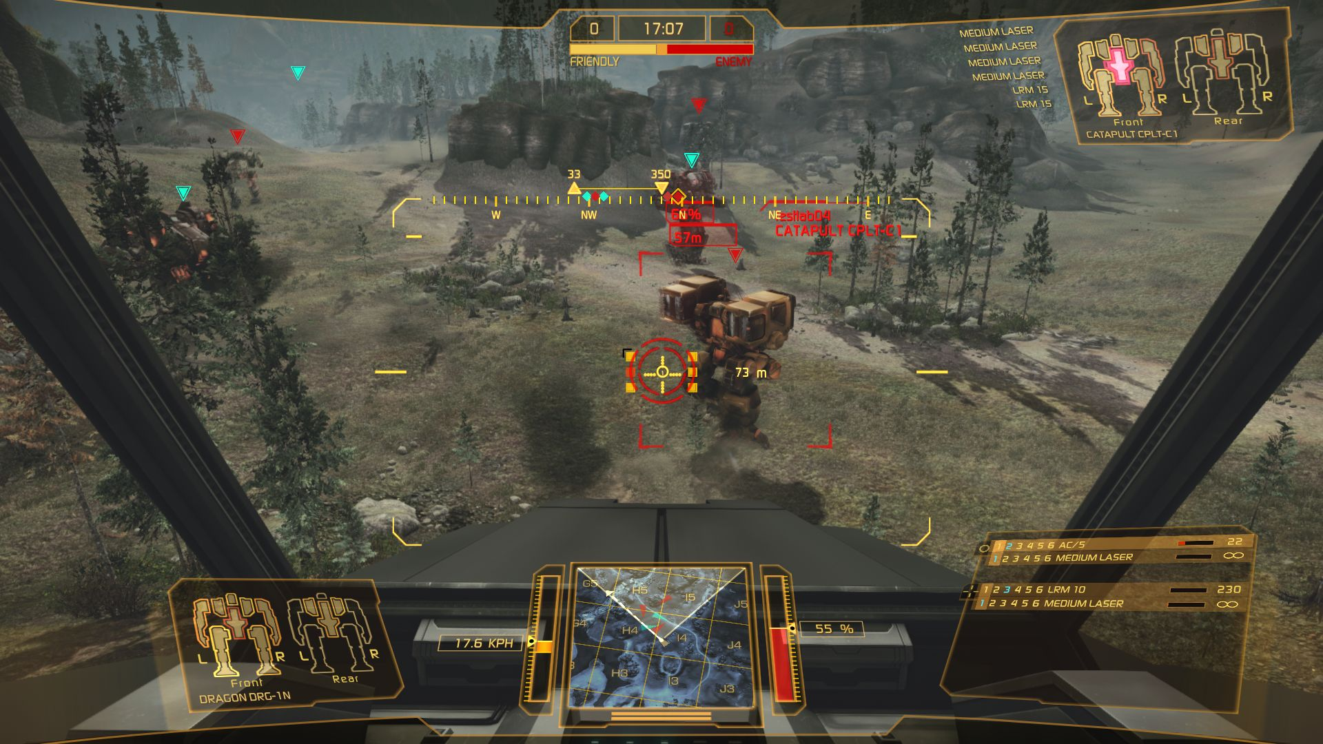 MechWarrior Online Screenshots GeForce 1920x1080