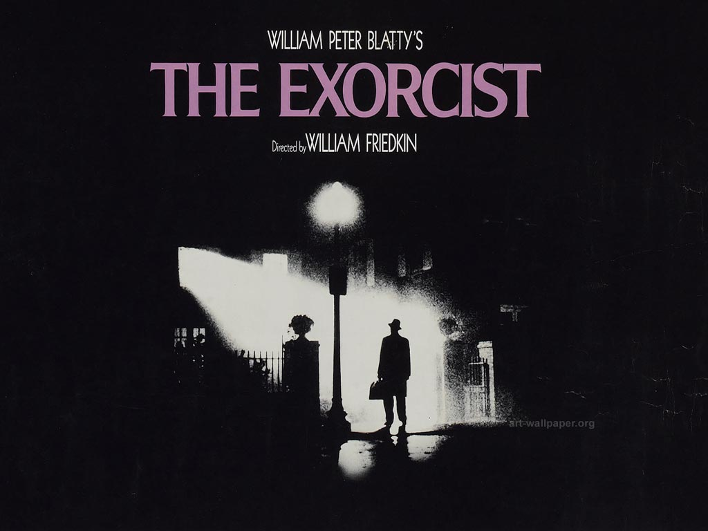 The Exorcist Wallpapers The Exorcist Poster Movie Wallpaper 1024x768