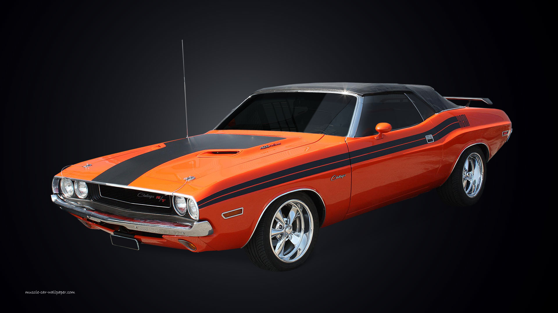 1970 Dodge Challenger RT Wallpaper 1920x1080 1920x1080