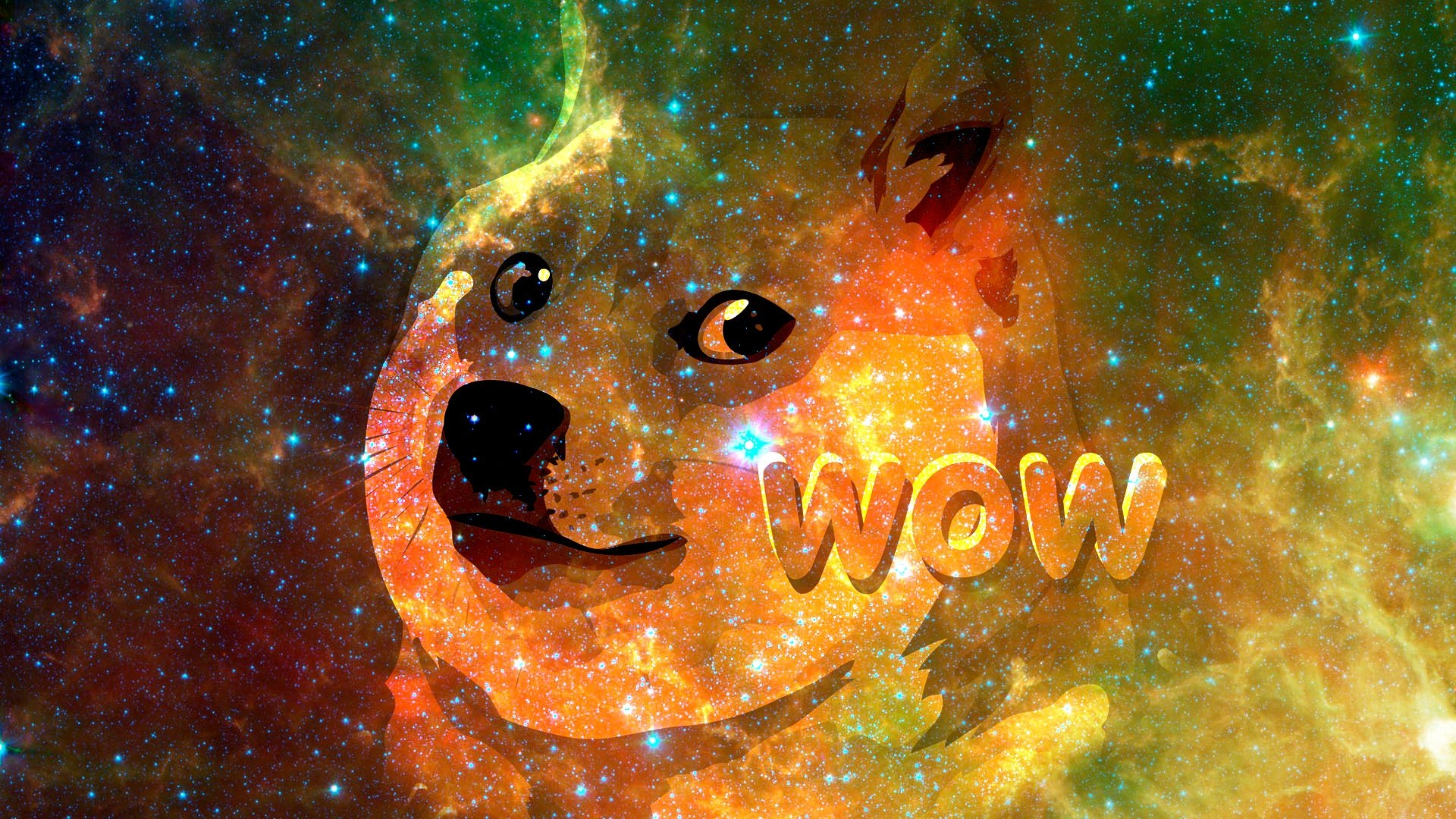 wow doge   Doge Wallpaper 1920x1080 43826 1920x1080