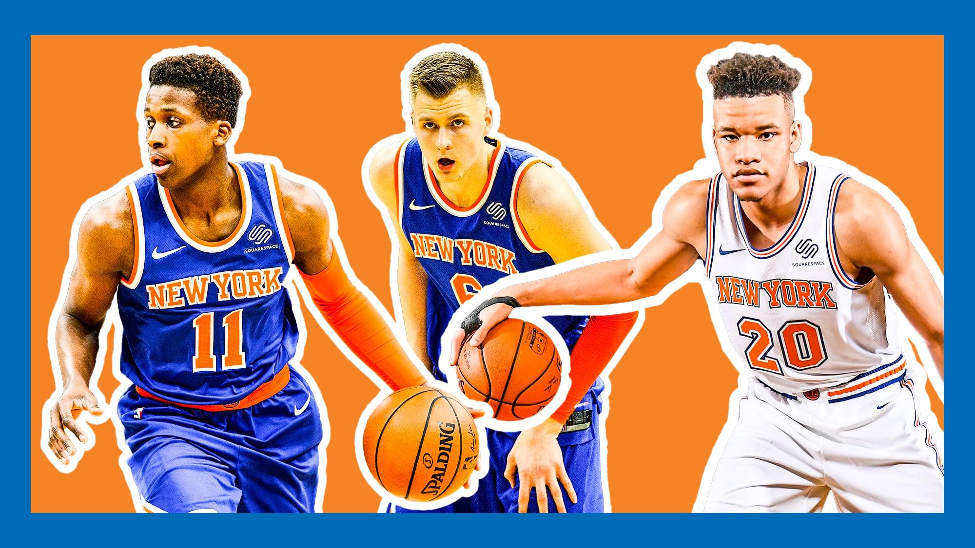 New York Knicks Finding a balance with Kristaps Porzingis return 2000x1125