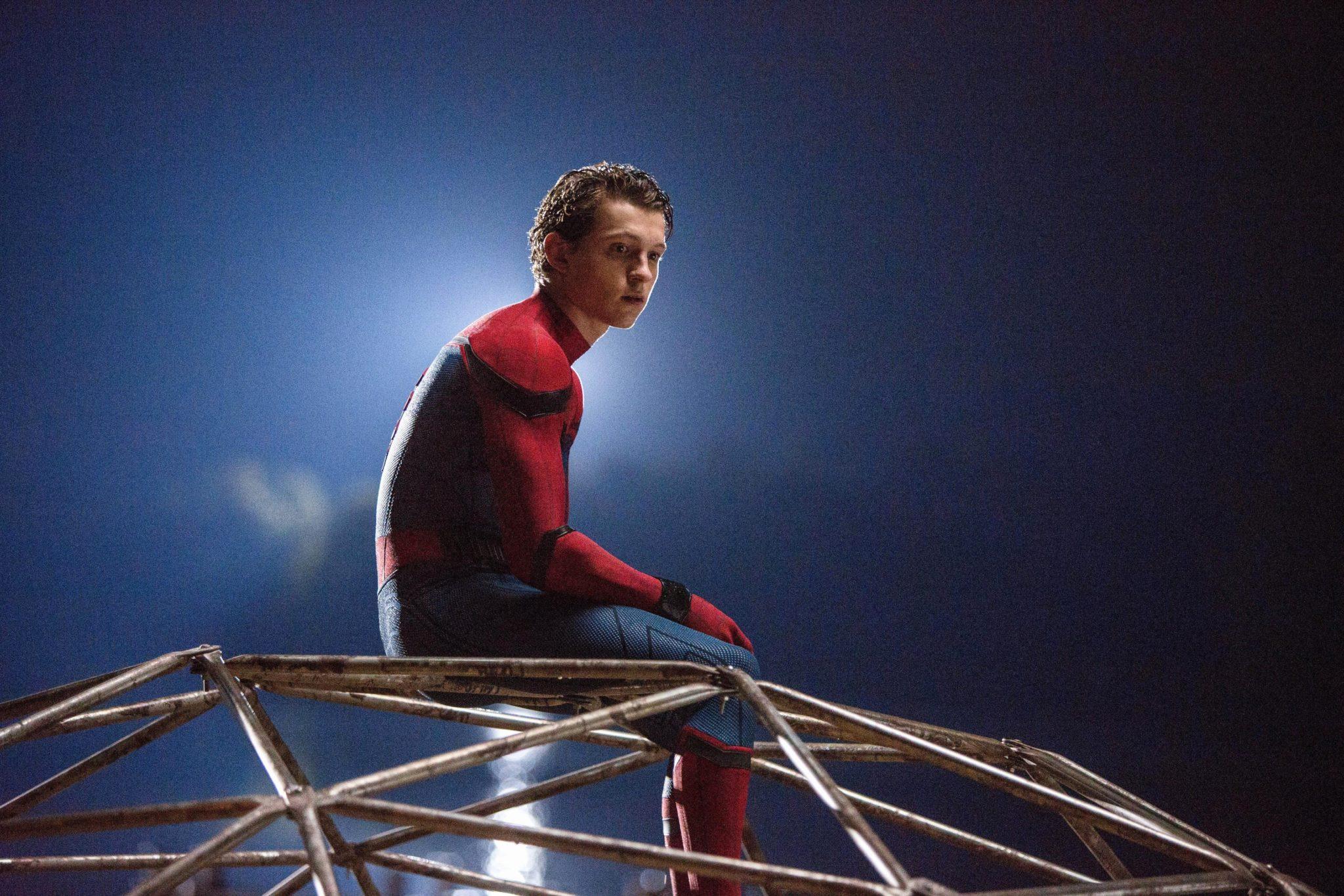 69 Spiderman Homecoming Wallpaper On Wallpapersafari