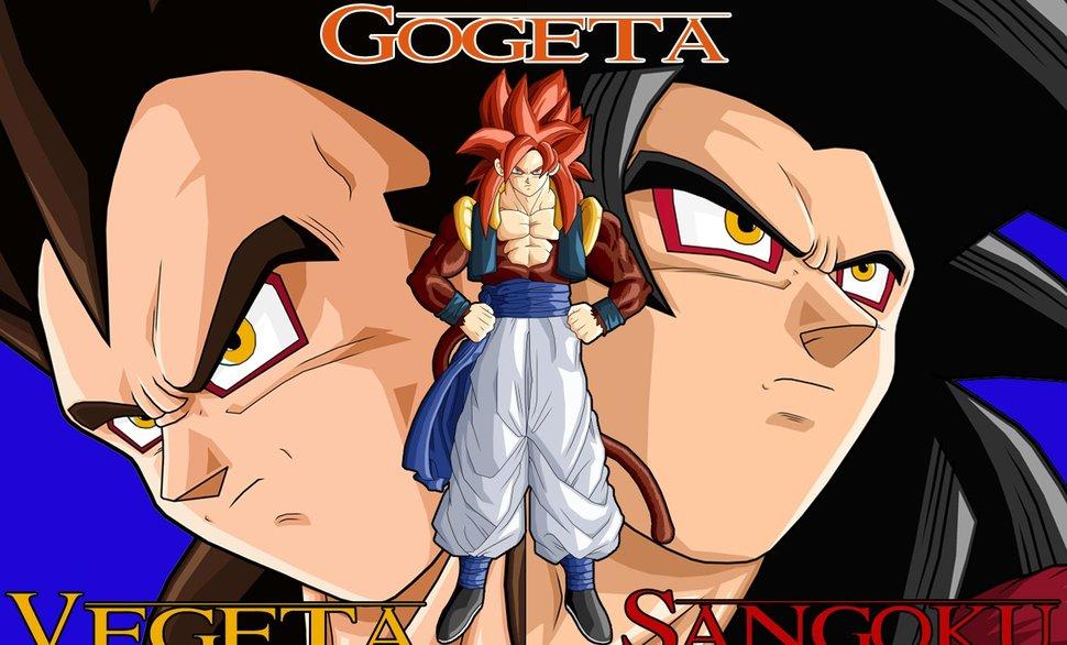 SSJ4 Goku SSJ4 Vegeta and SSJ4 Gogeta wallpaper   ForWallpapercom 970x586