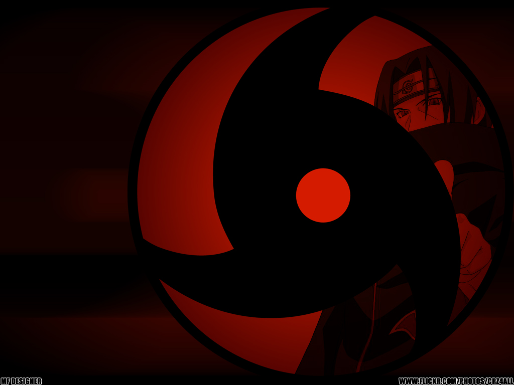 Itachi Sharingan Wallpaper Hd Images Pictures   Becuo 1024x768