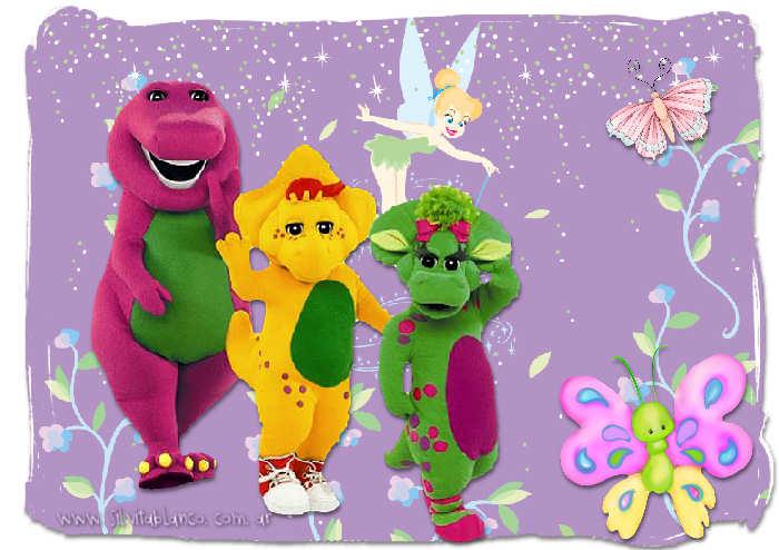 Barney And Friends Wallpaper Wallpapersafari